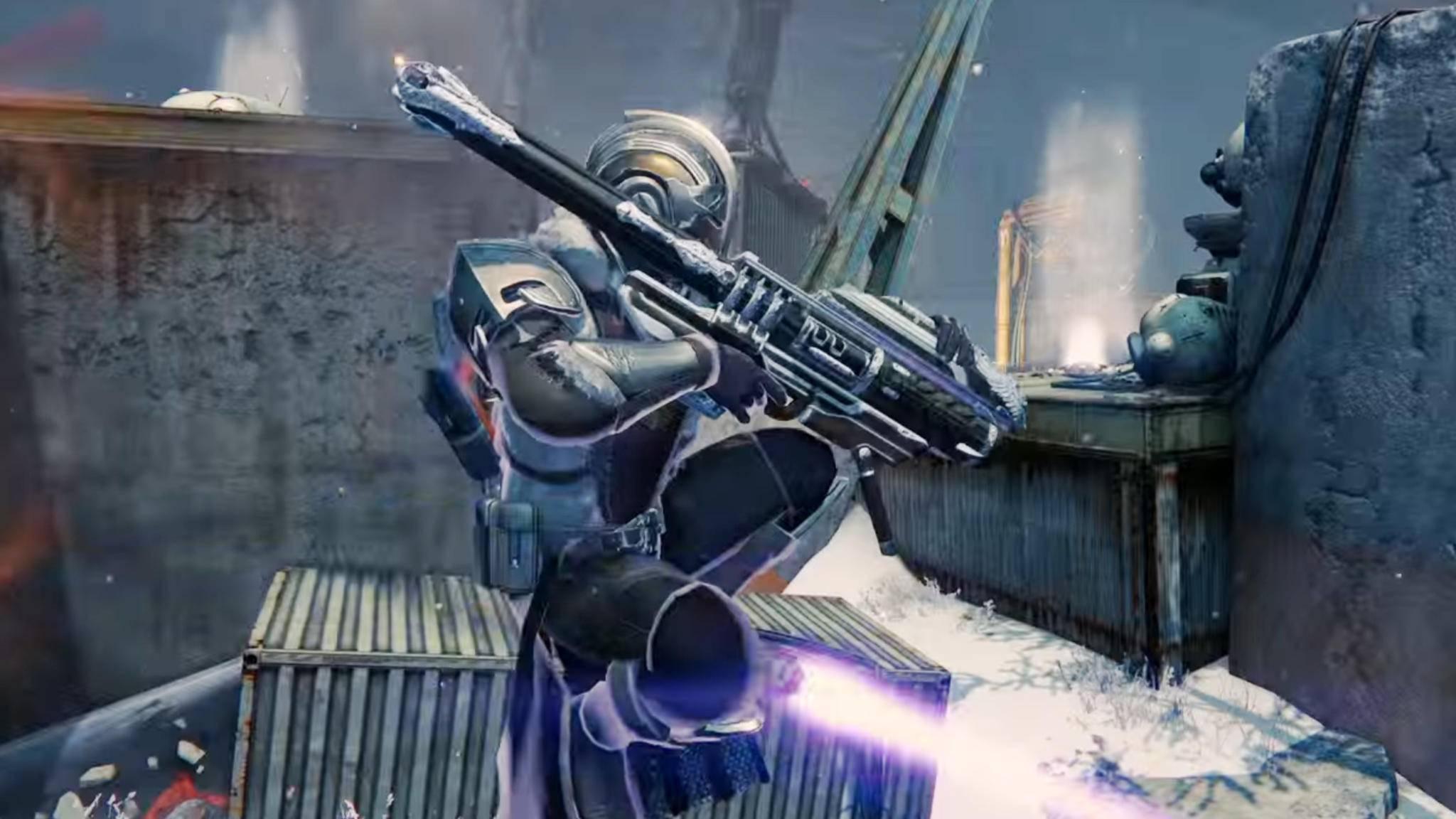 """Ein neues Update für """"Destiny"""" ist bereits in der Mache."""