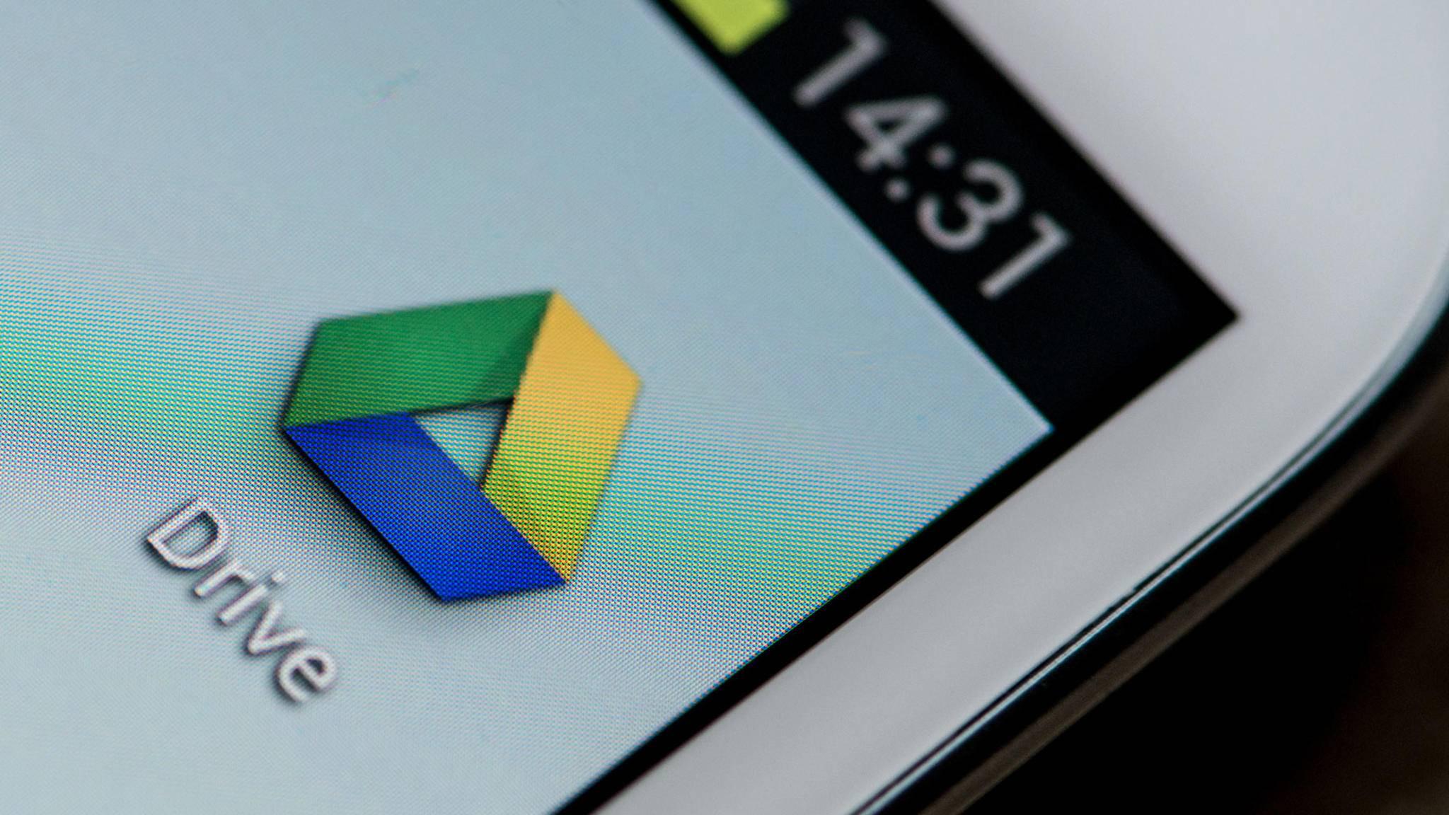 Wichtige Daten vom iPhone auf Android kannst Du mit Google Drive umziehen.
