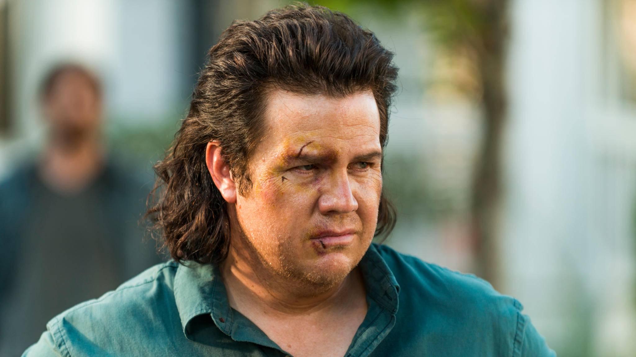 """Noch ist unklar, wie es für Eugene nach der Winterpause in """"The Walking Dead"""" weitergeht."""