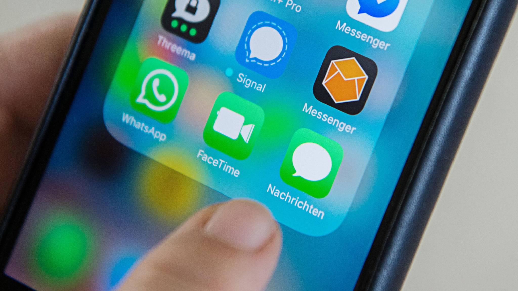 So kannst Du FaceTime auf dem iPhone nutzen.