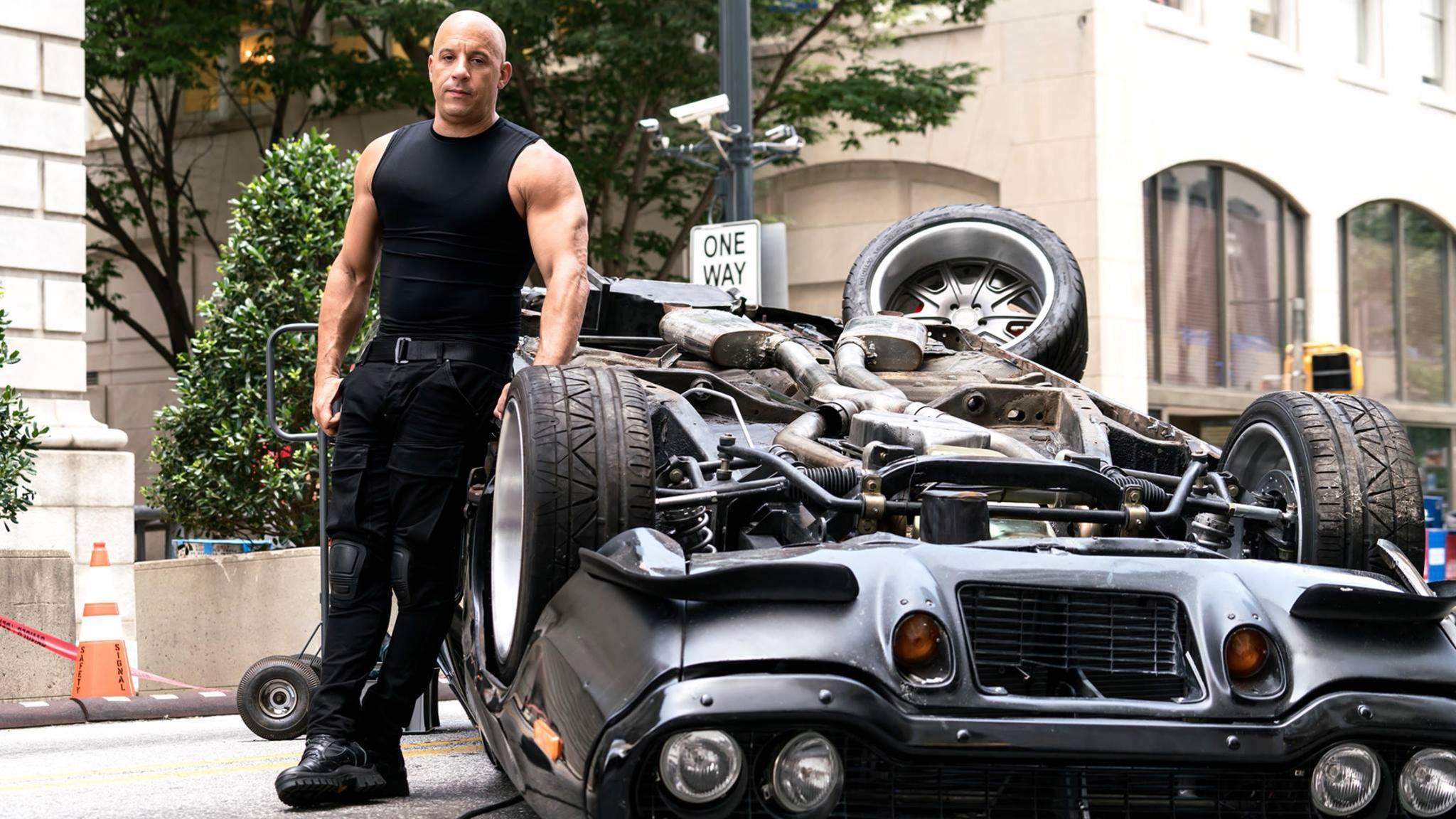 """""""Fast & Furious 8"""" wird Schätzungen zufolge einen furiosen Kinostart hinlegen."""