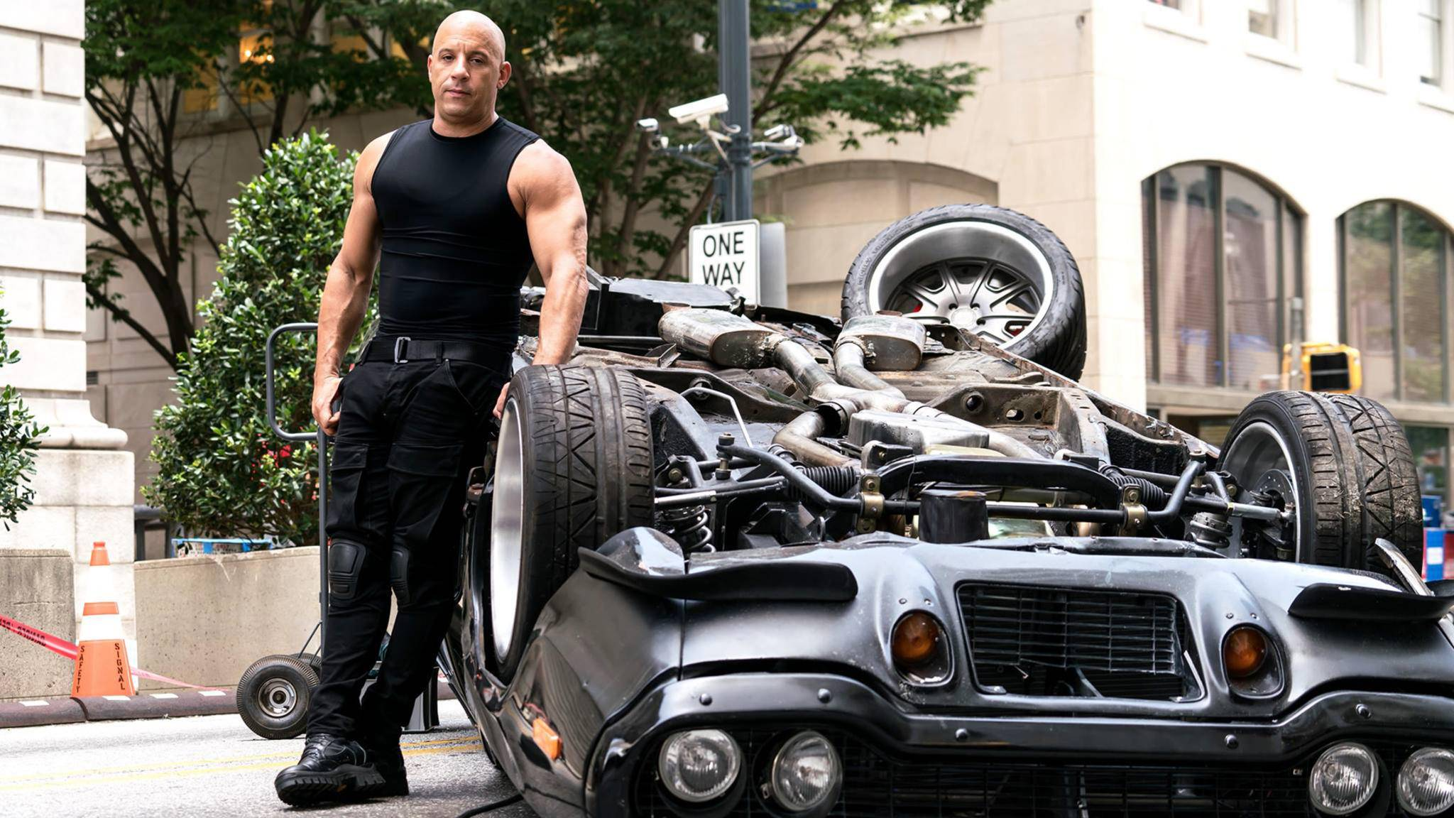 Wo Vin Diesel auftaucht, kann man in der Regel mit jeder Menge Action rechnen.