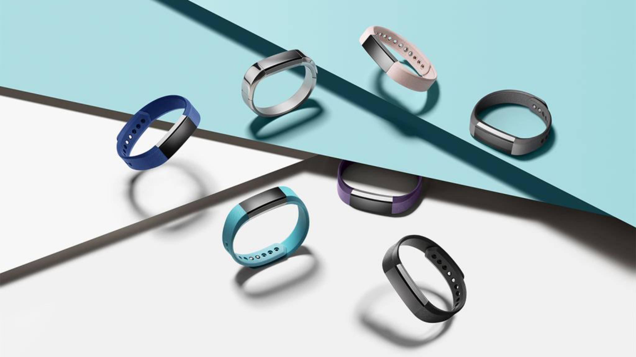 Der Fitbit Alta könnte demnächst einen Herzfrequenzsensor spendiert bekommen.