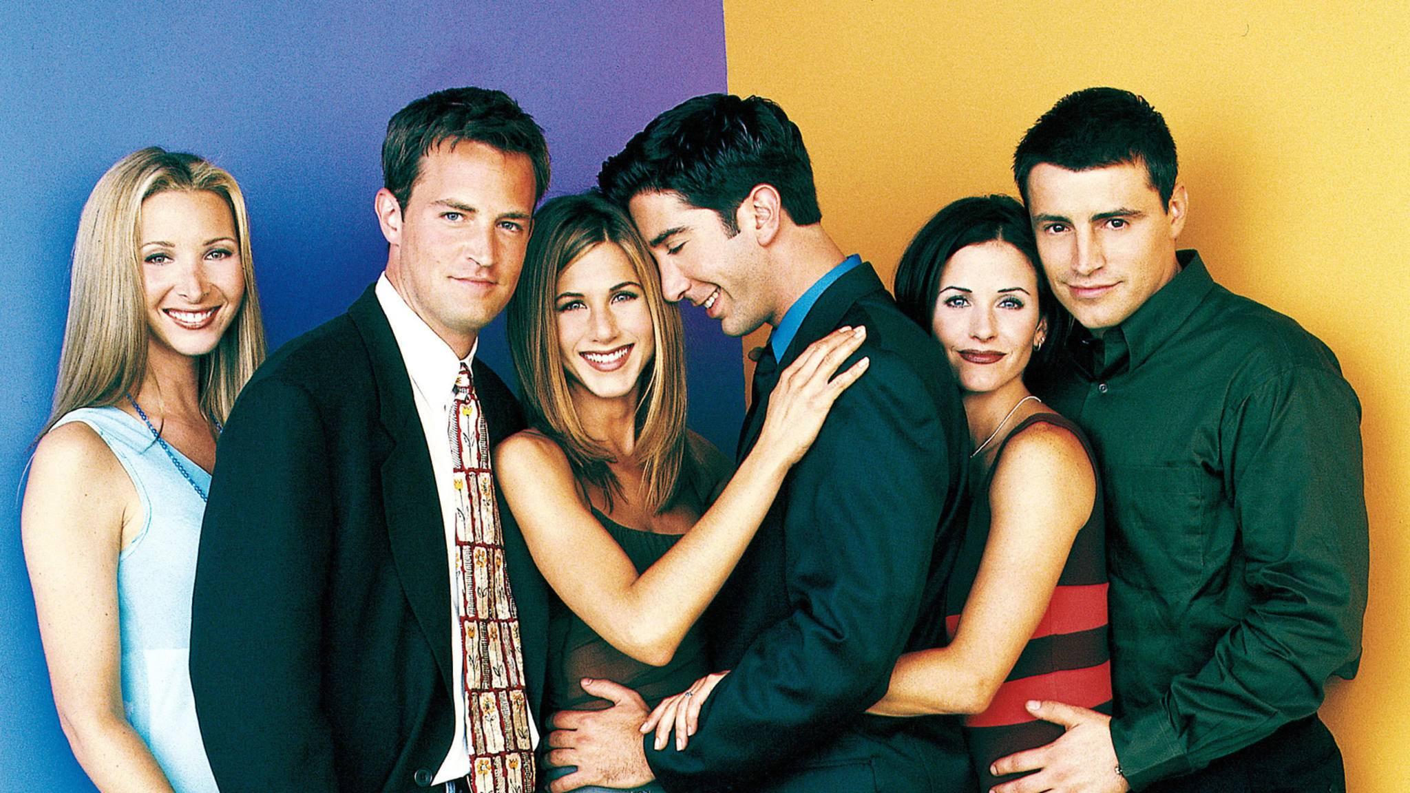"""Das Serien-Intro von """"Friends"""" sorgt bis heute bei vielen Fans für spontane Nostalgie-Attacken."""