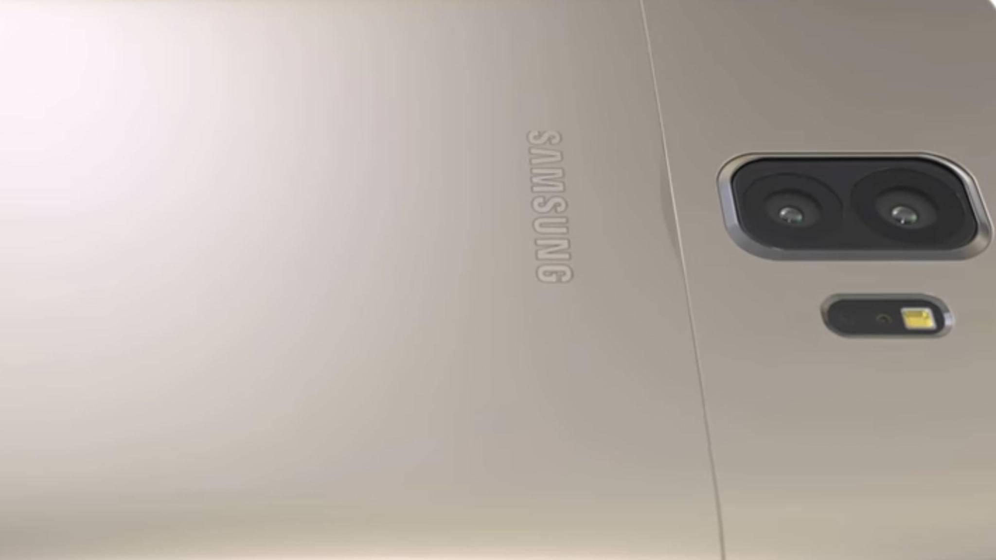 Zumindest zum Release soll das Galaxy S8 wohl keine Dual-Kamera bekommen.