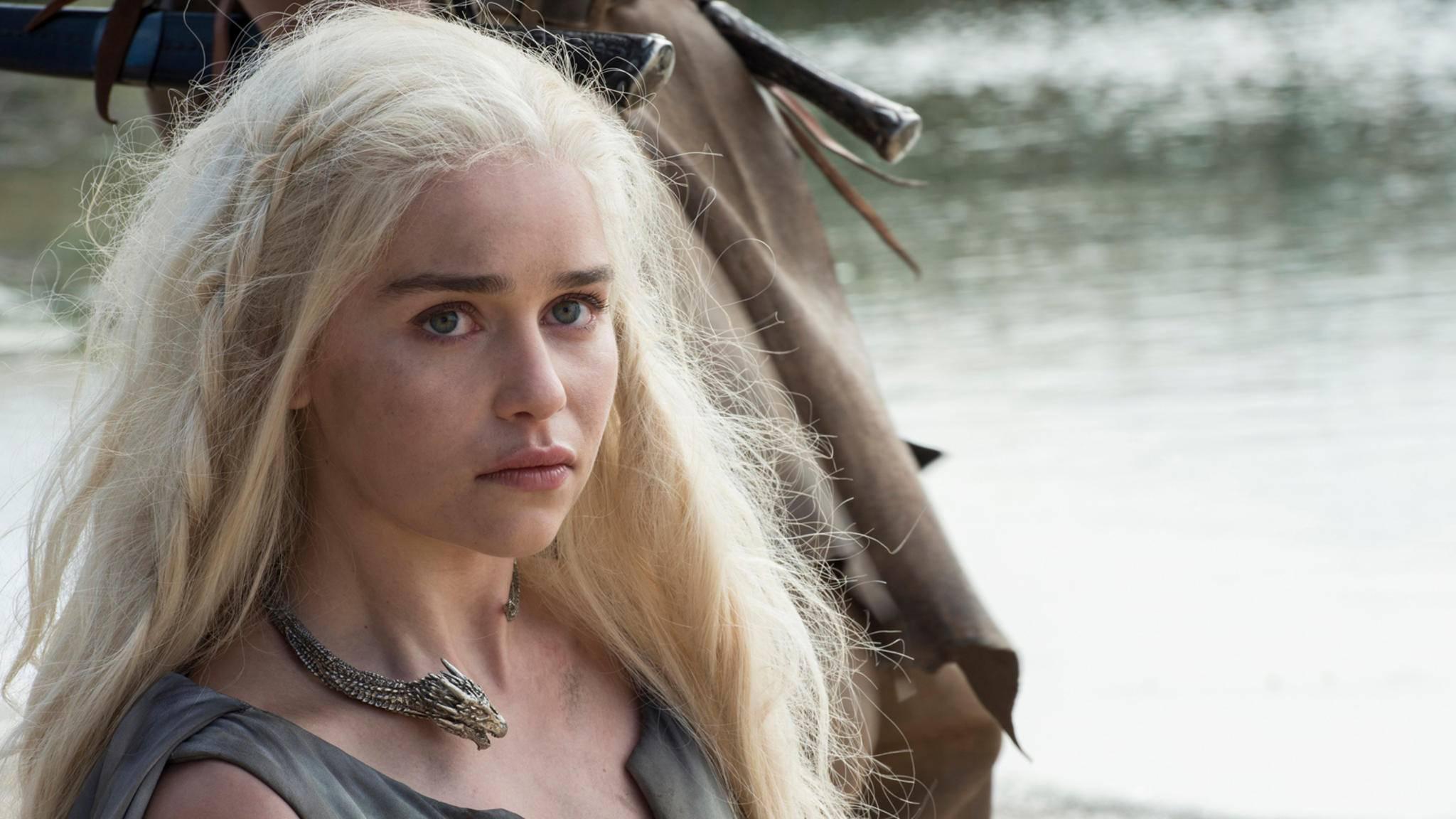 Wird Daenerys Targaryen (Emilia Clarke) in Staffel 7 endlich auf Jon Snow treffen?