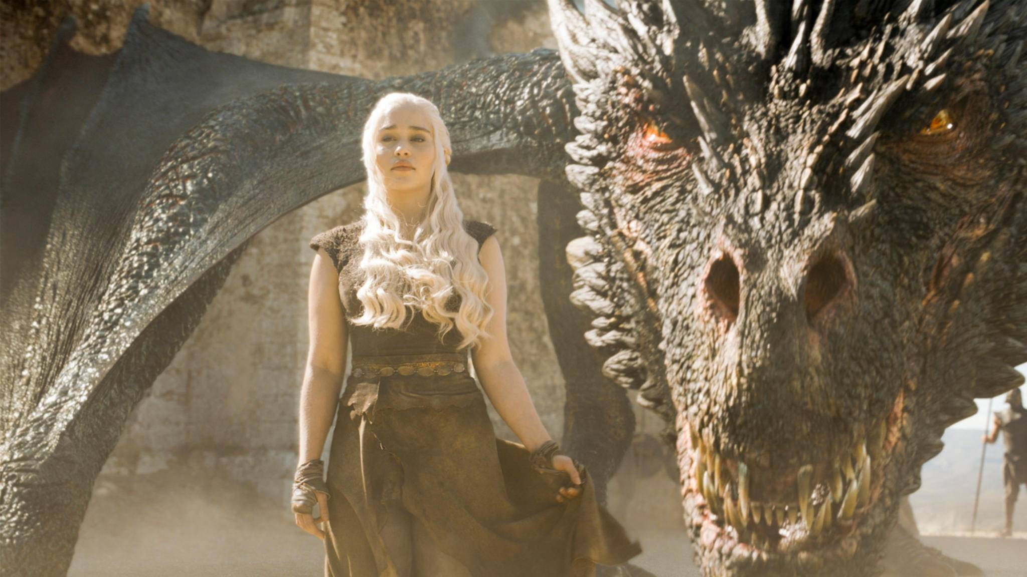 """Ob es im """"Game of Thrones""""-Spin-off auch wieder Drachen geben wird?"""