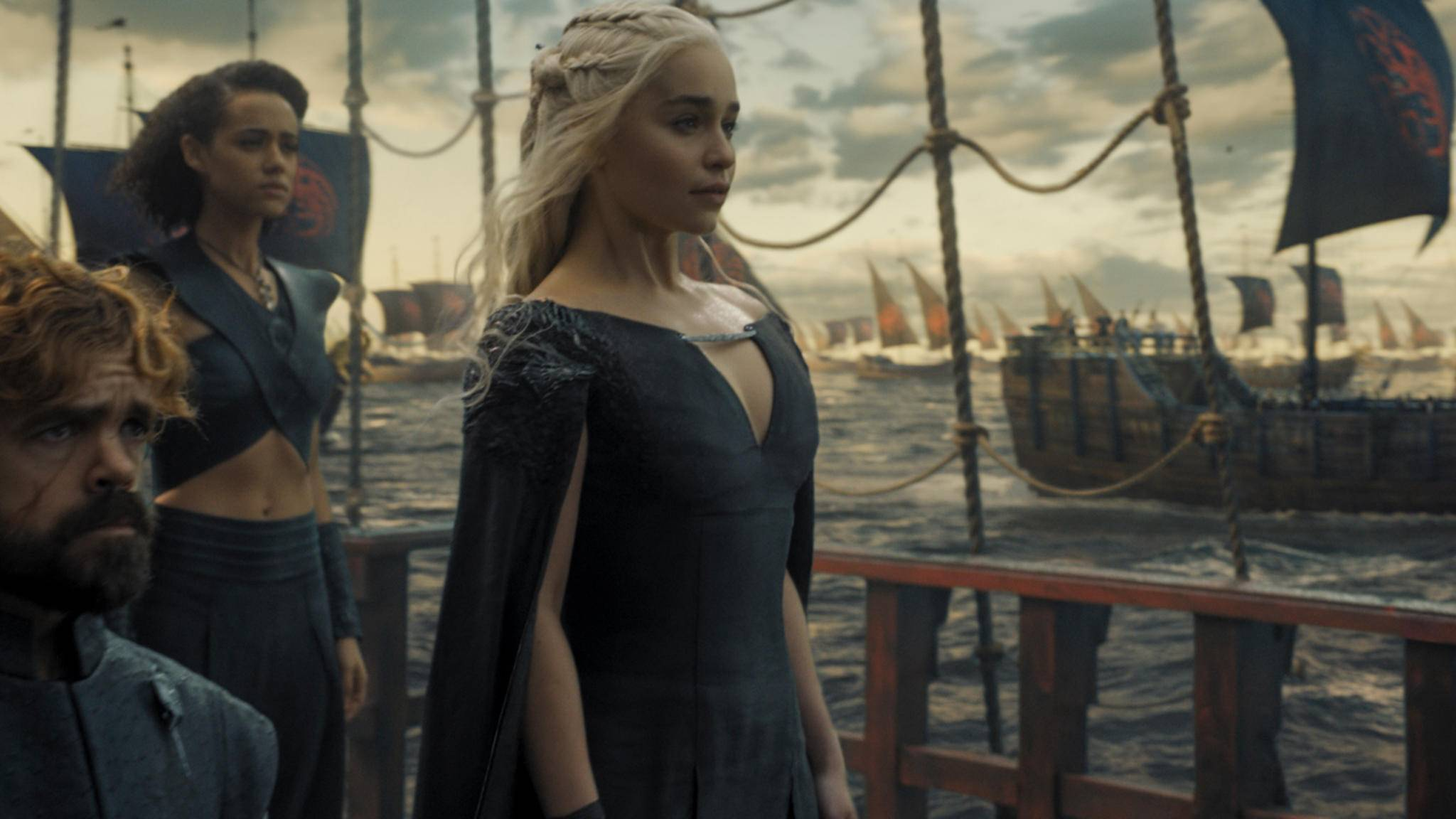 Der Konflikt um Westeros spitzt sich zu: Daenerys Targaryen ist endlich gelandet und die Weißen Wanderer machen Ärger.