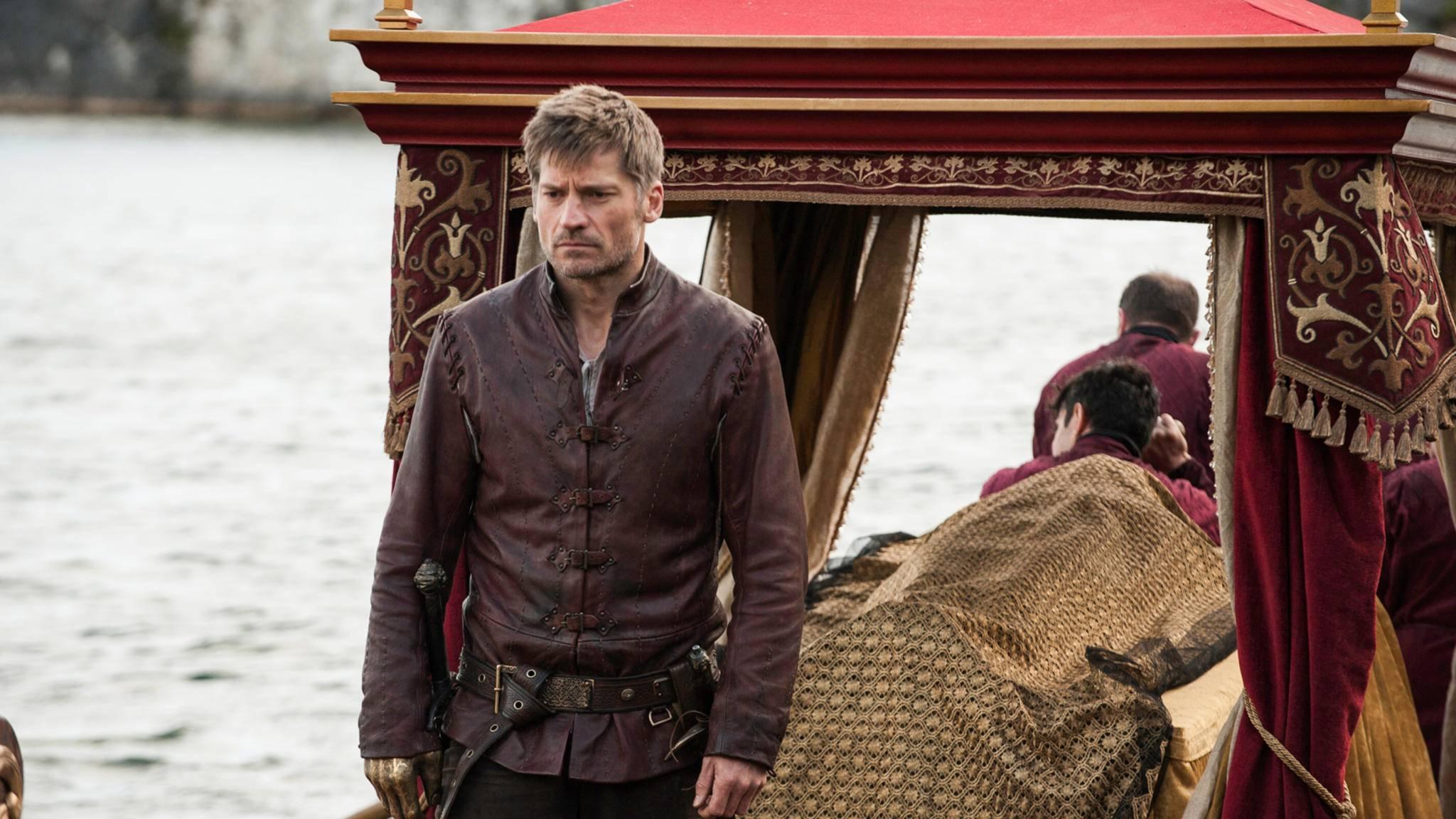 """Hat bald in """"Game of Thrones"""" das letzte Stündlein für Jaime Lannister (Nikolaj Coster-Waldau) geschlagen?"""