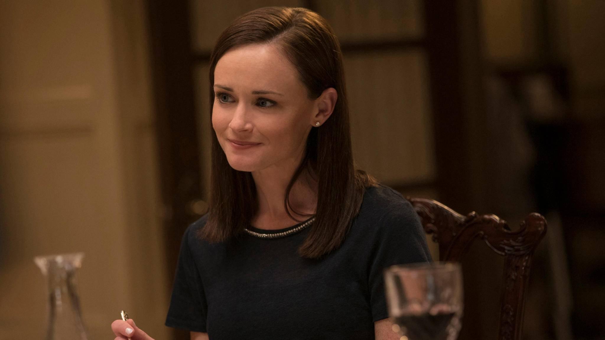 """Rory (Alexis Bledel) hat die Zeit am Set sichtlich genossen. Aber ob sie auch Lust auf weitere """"Gilmore Girls""""-Folgen hätte?"""