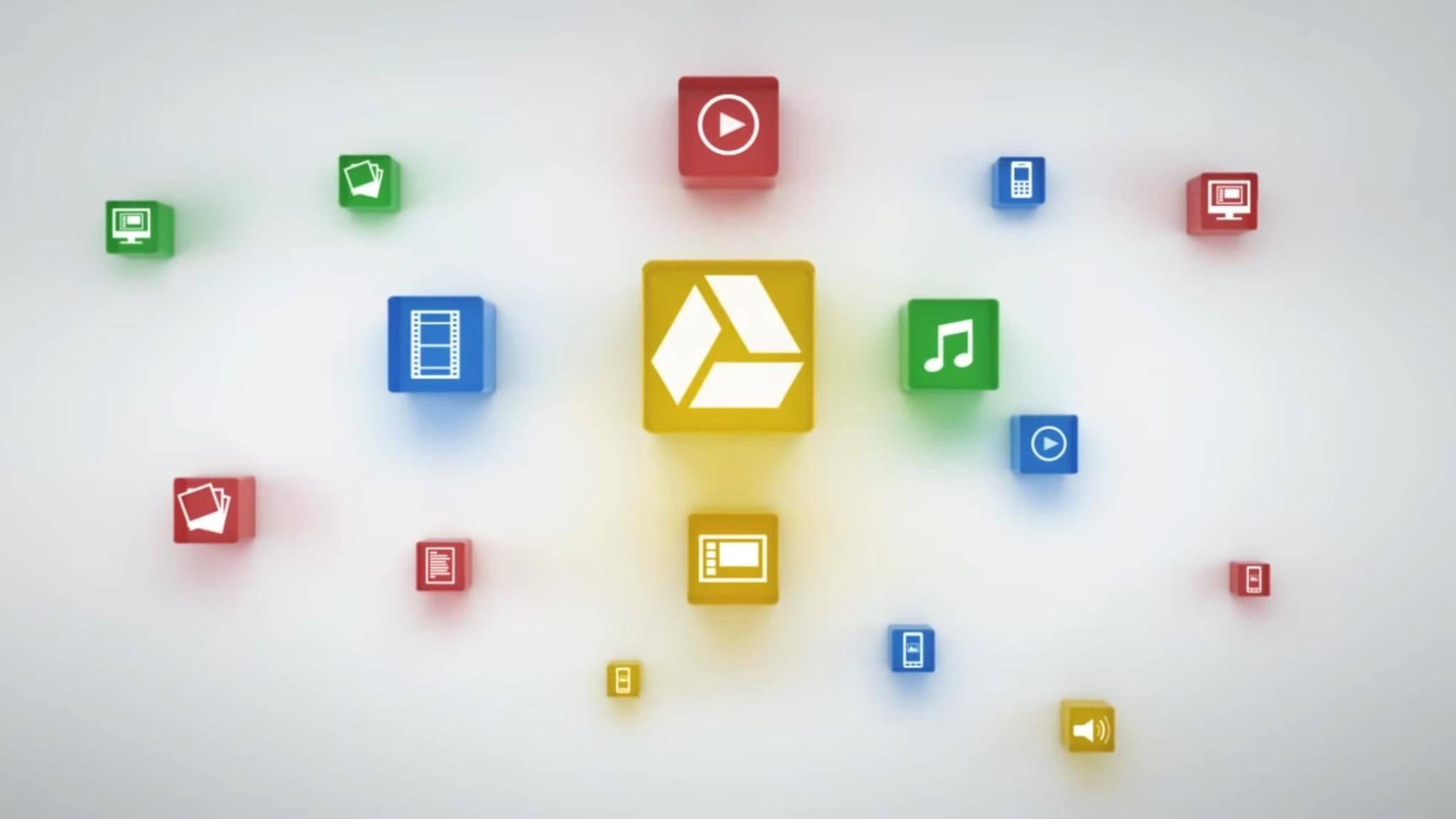 Mehr Speicherplatz für Google Drive gibt es nun im günstigeren Jahresabo.