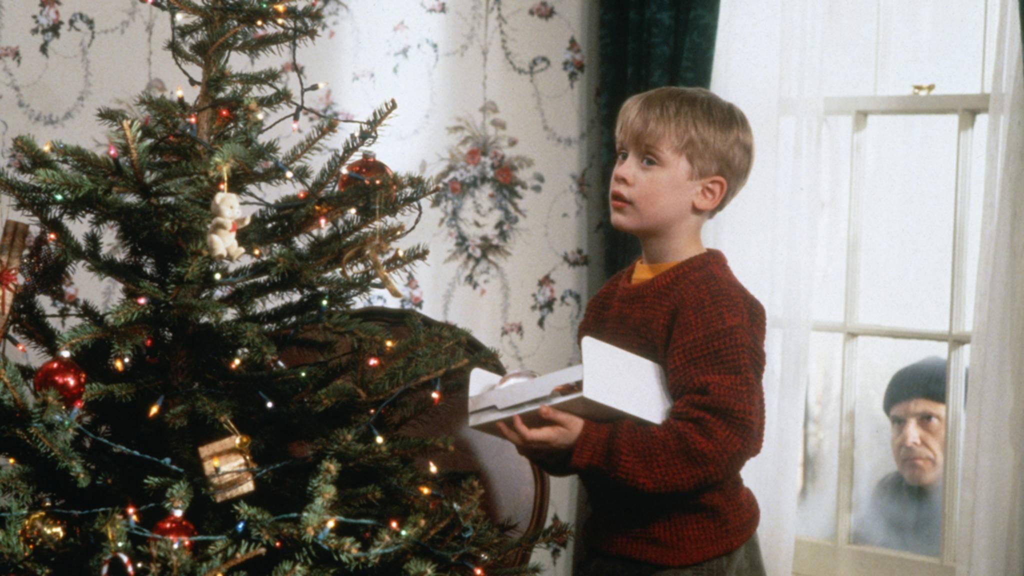 """Aaaaah! Weihnachten ohne """"Kevin – Allein zu Haus""""? Für viele undenkbar!"""