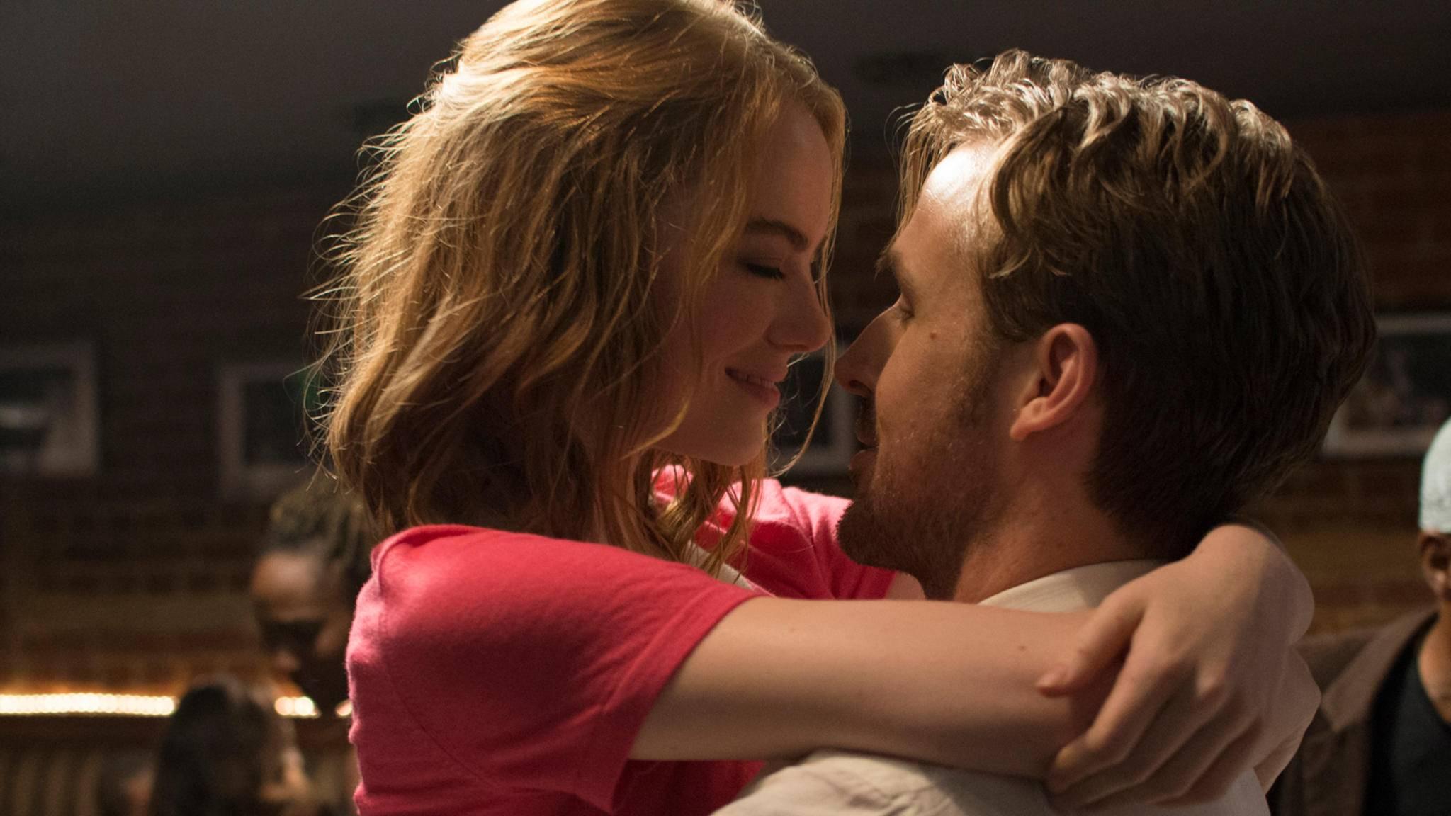 Einmal mehr geben Emma Stone und Ryan Gosling ein traumhaftes Paar auf der Leinwand ab.