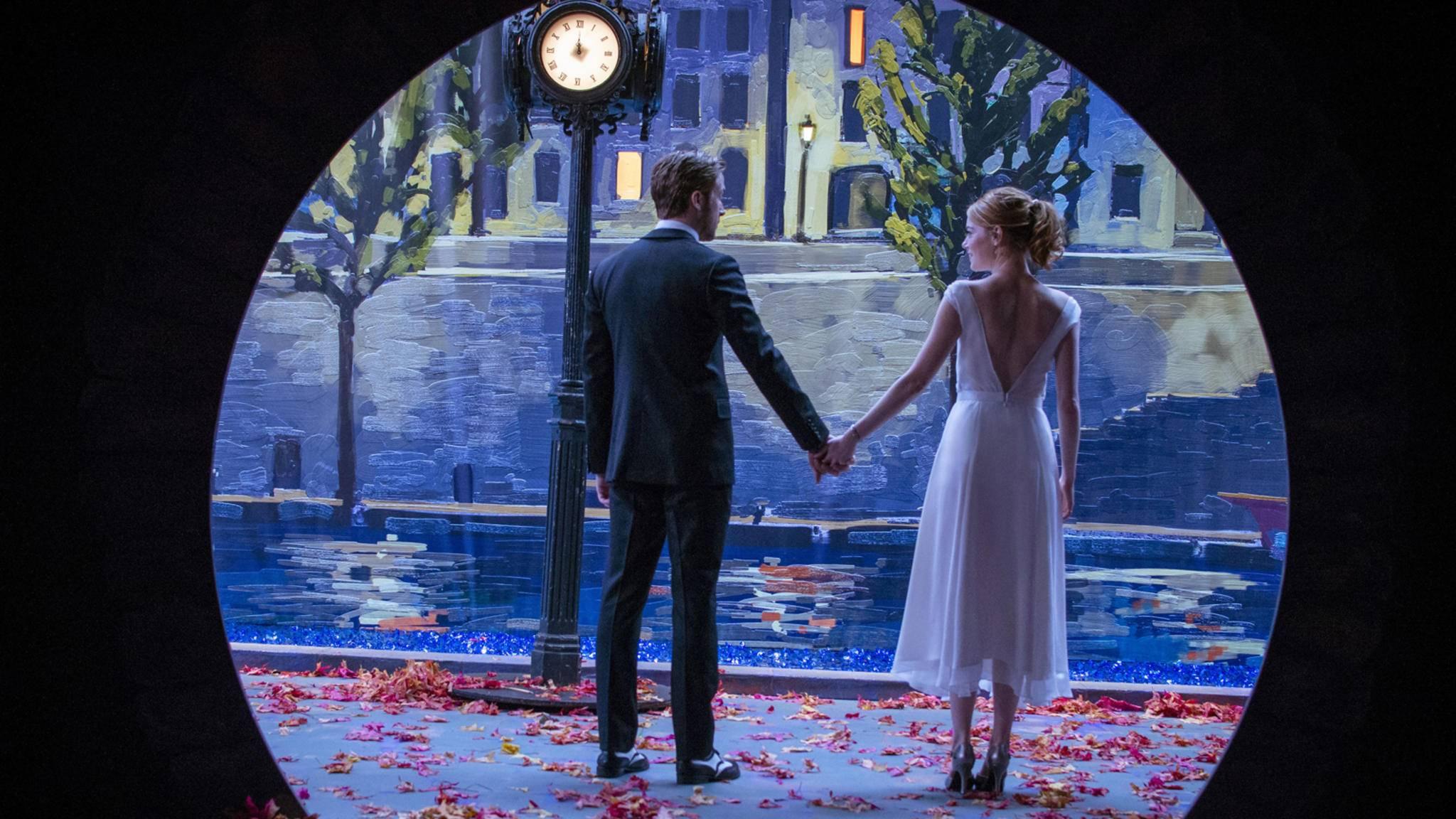 """Wie viele Preise wird """"La La Land"""" wohl bei den Oscars 2017 absahnen? Am 26. Februar erfahren wir mehr ..."""