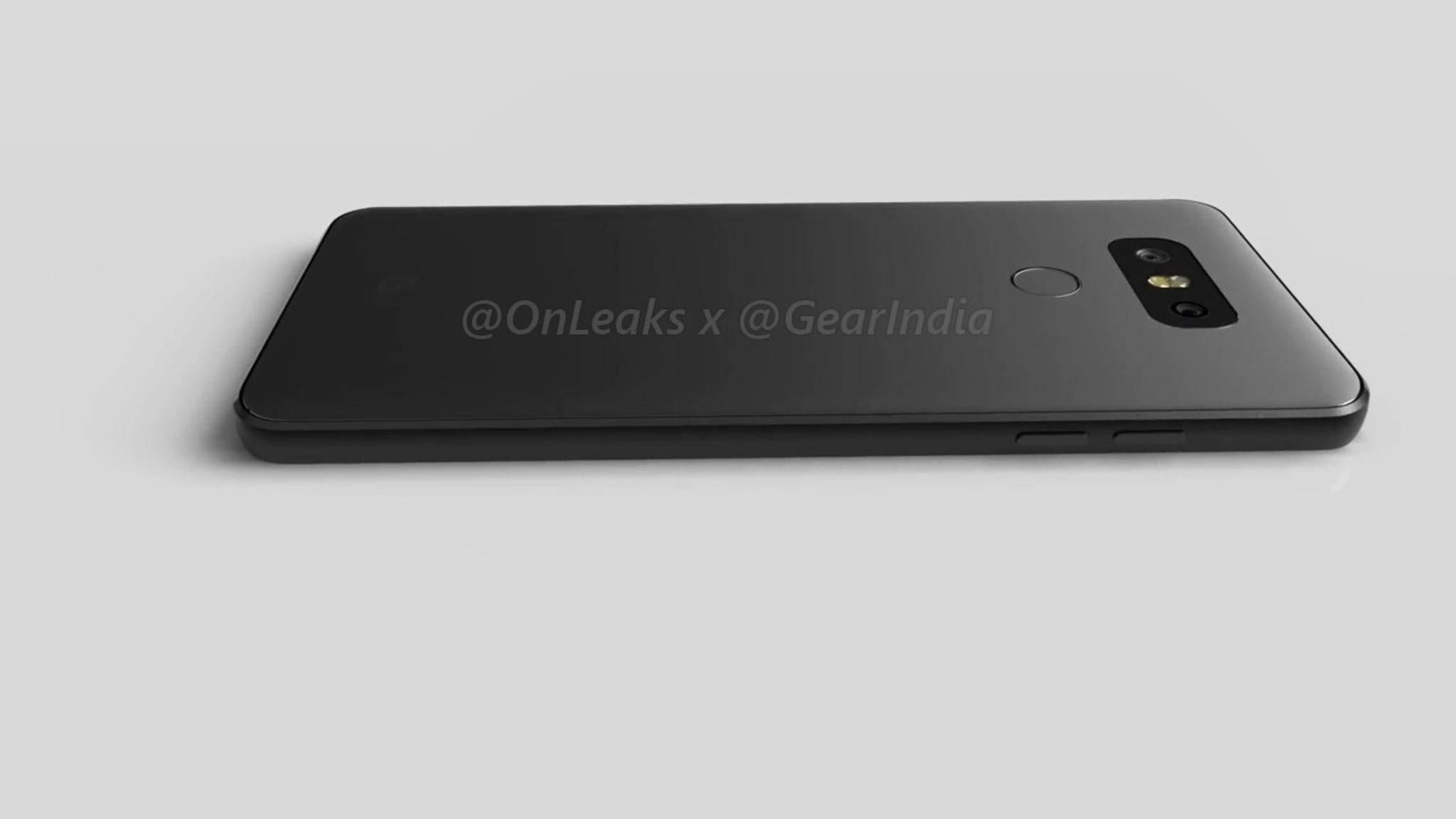 Eine der großen Fragen: Wie sehr wird das LG G6 dem Vorgänger ähneln?