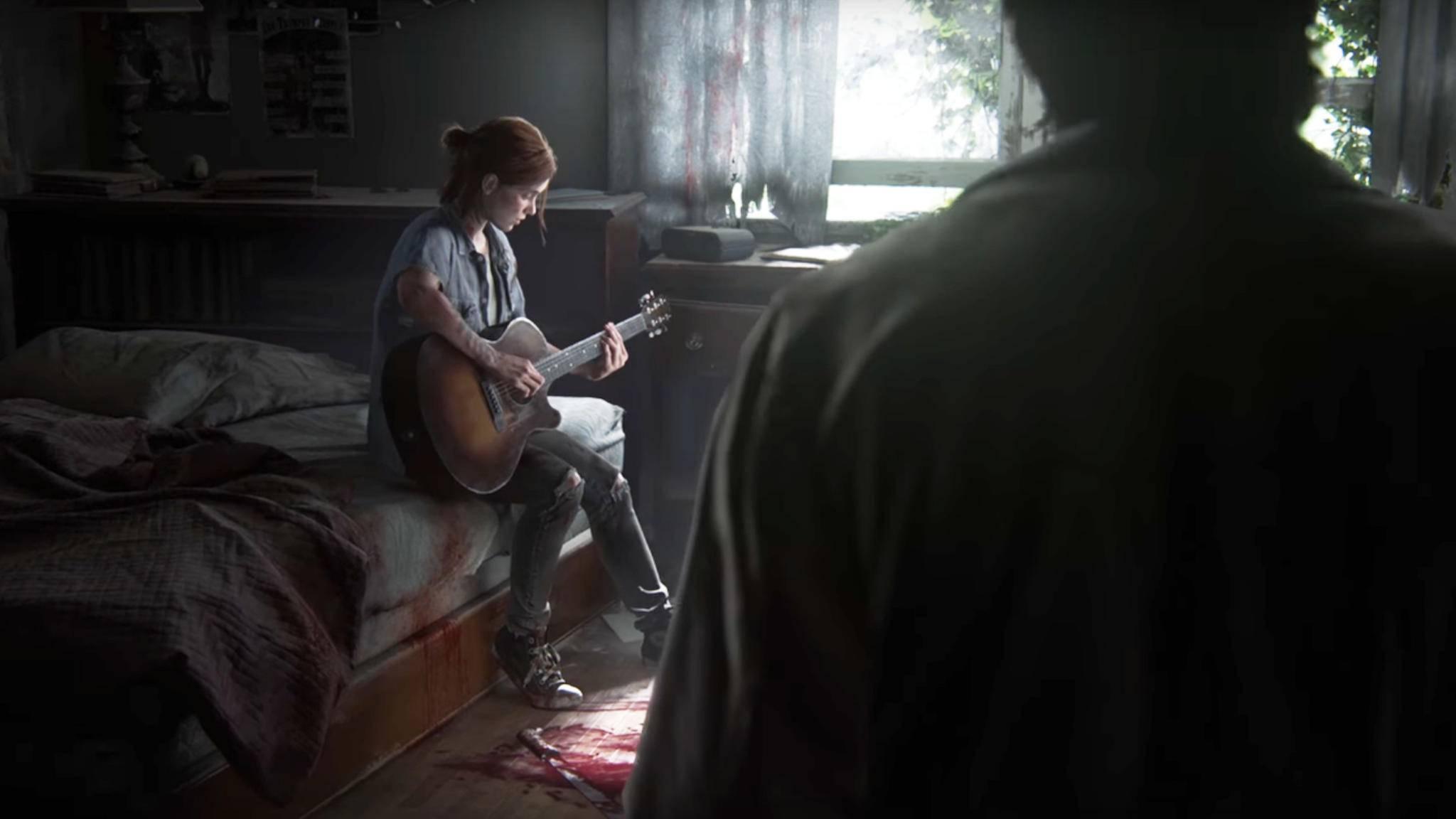 "Gab es bereits im September Hinweise auf ""The Last of Us Part 2""?"
