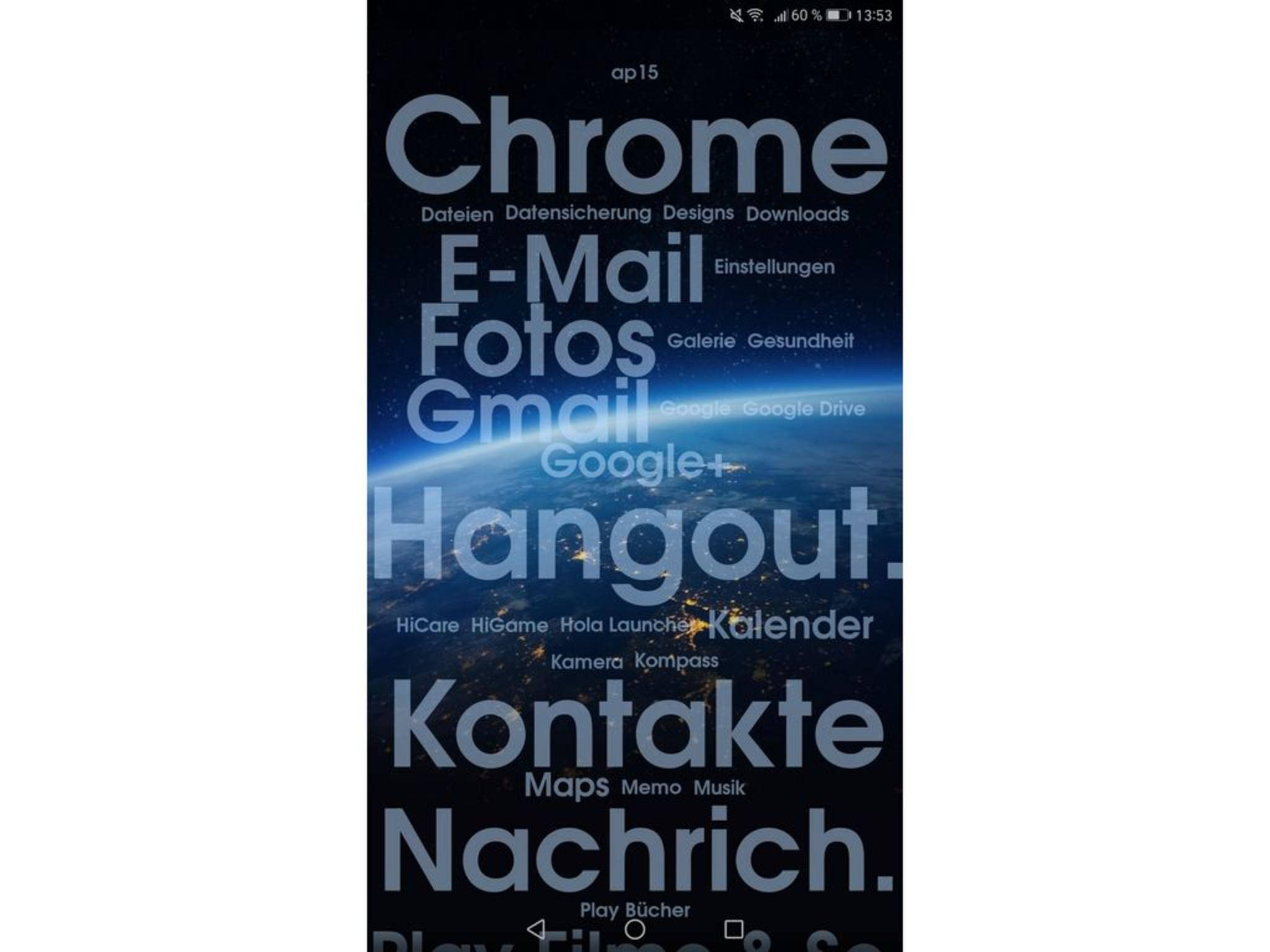 Viele stehen kostenlos bei Google Play zum Download zur Verfügung.
