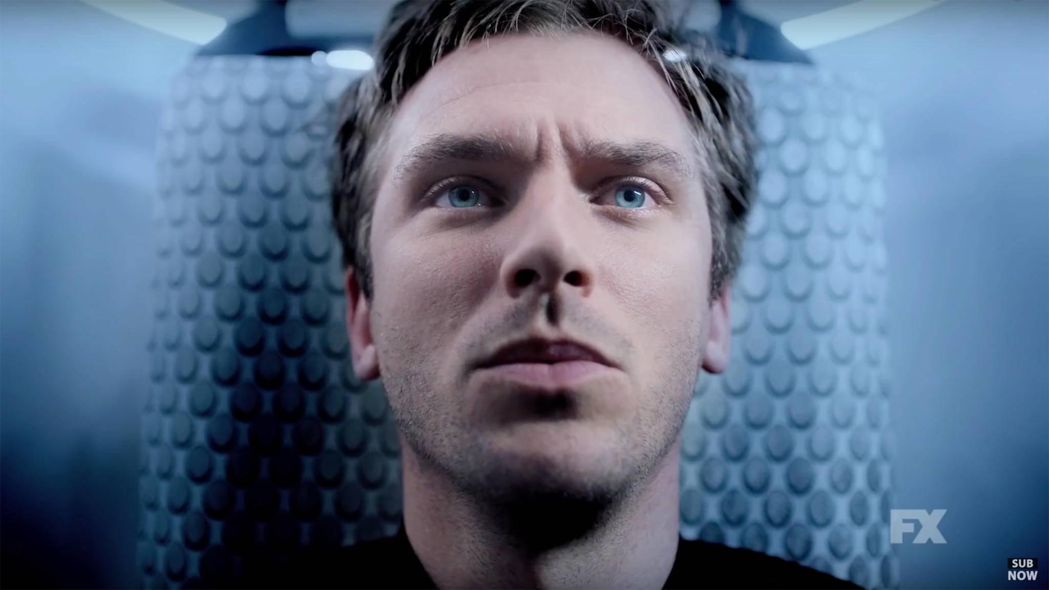 """David Haller (Dan Stevens) muss in Marvels """"Legion"""" so einige Tests über sich ergehen lassen."""