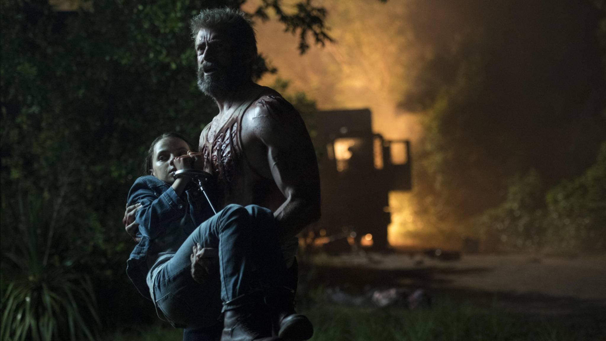 """Endlich der zweite Trailer zu """"Logan"""" mit Hugh Jackman."""