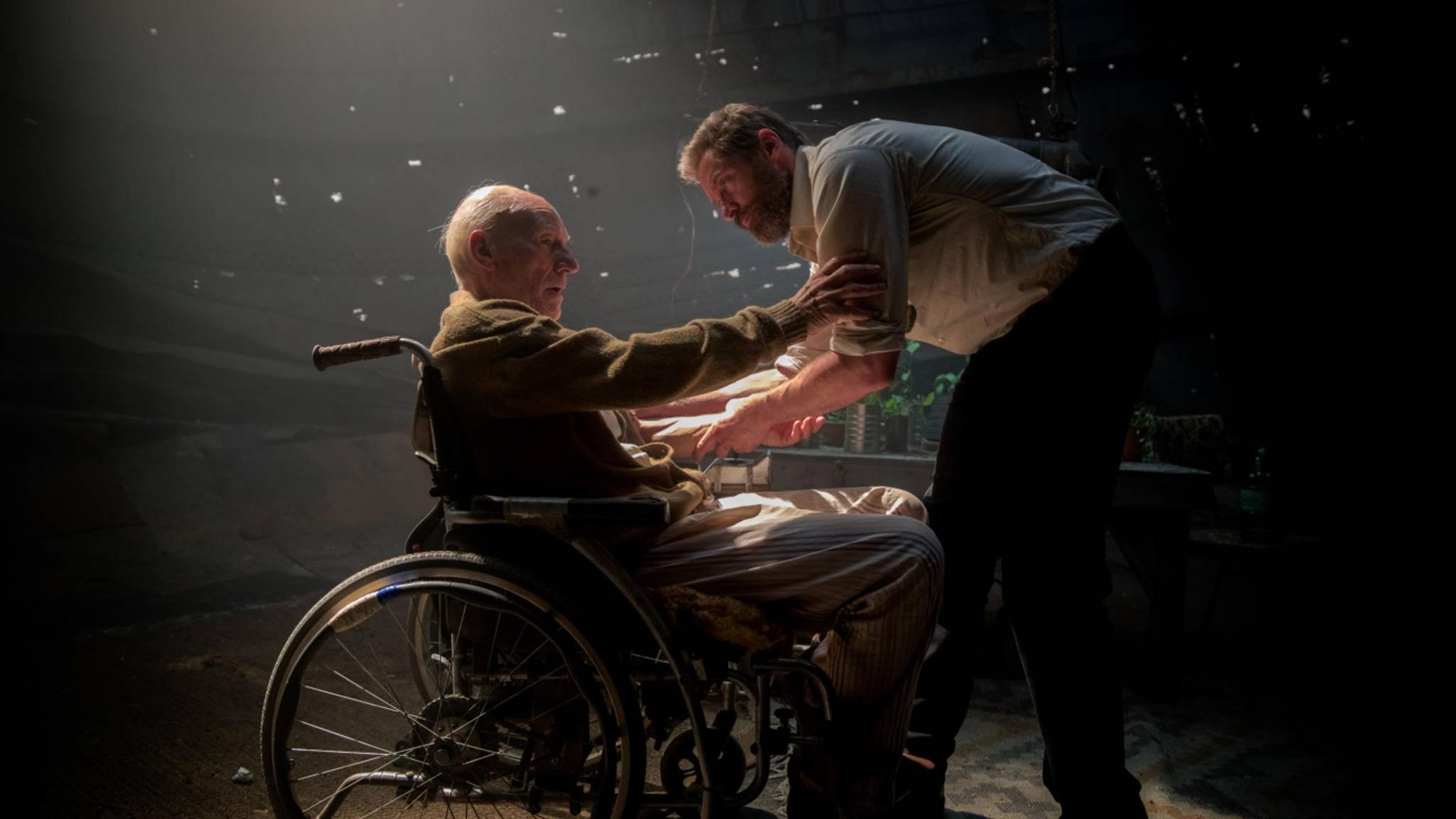 """Ohne """"Logan"""" wäre Patrick Stewart wohl nie als Captain Picard zurückgekehrt."""