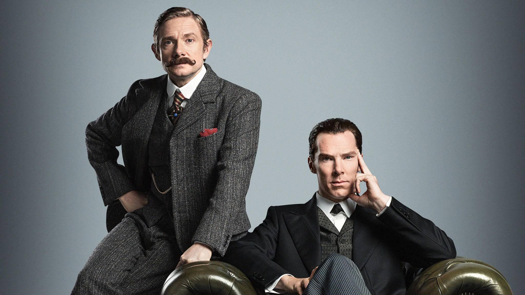 Gibt es Ende Mai ein Wiedersehen mit Sherlock und Watson im Ersten?