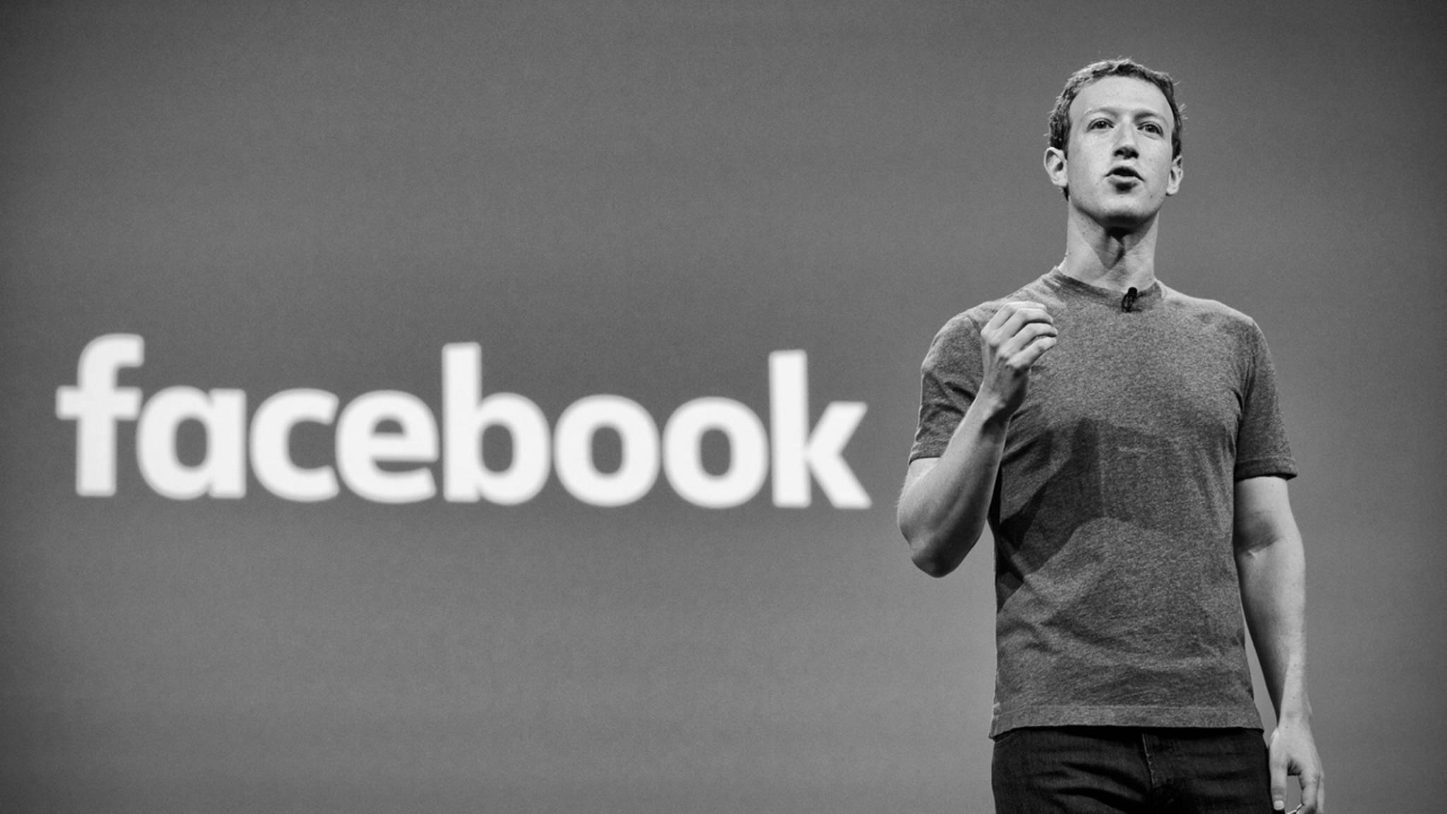 Facebook wird von einem weiteren Datenskandal erschüttert.