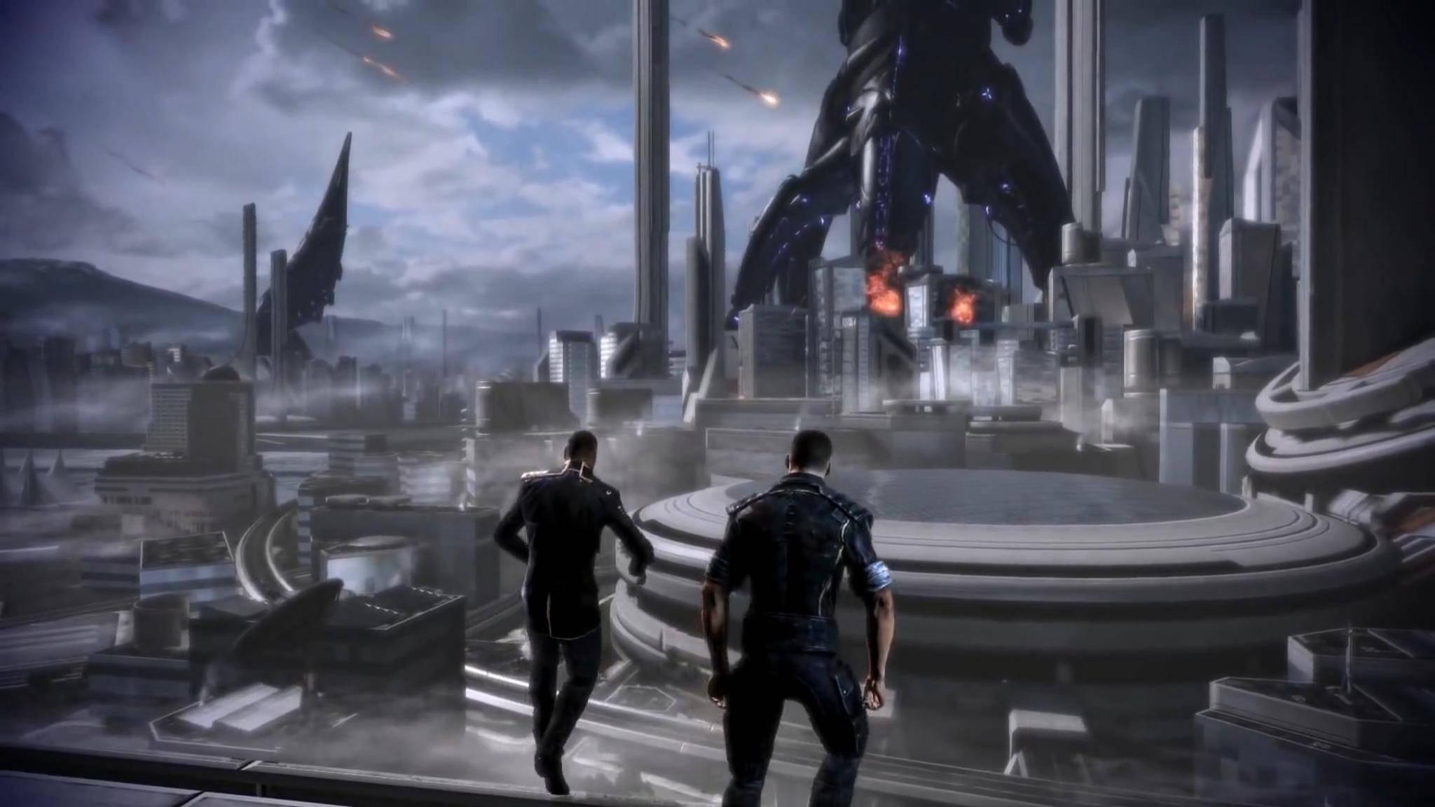 """Das Ende von """"Mass Effect 3"""" ist wahrlich enttäuschend."""