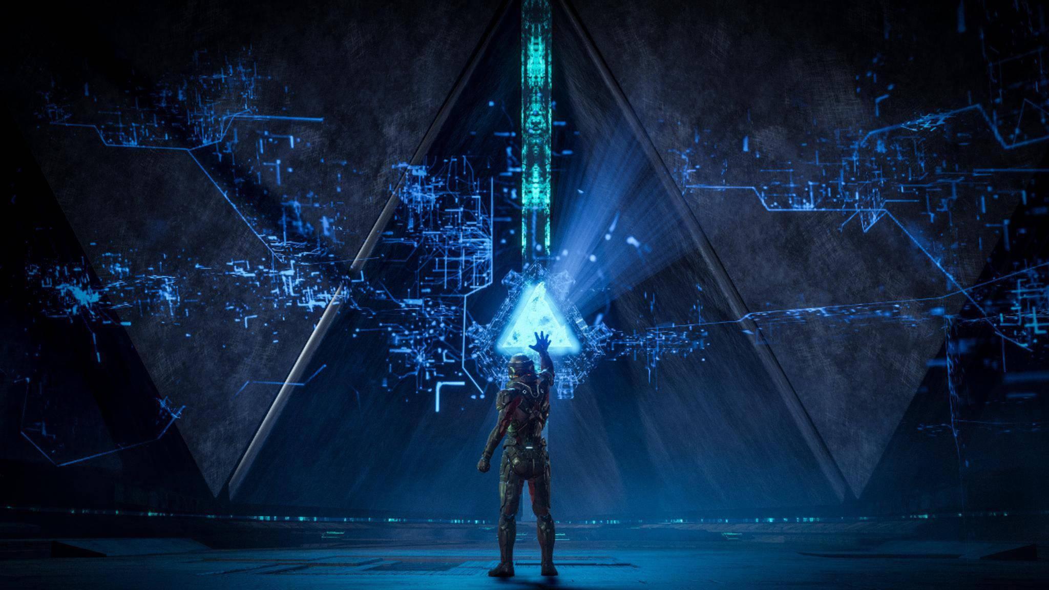 """Mass Effect: Andromeda"" soll keine Trilogie werden."