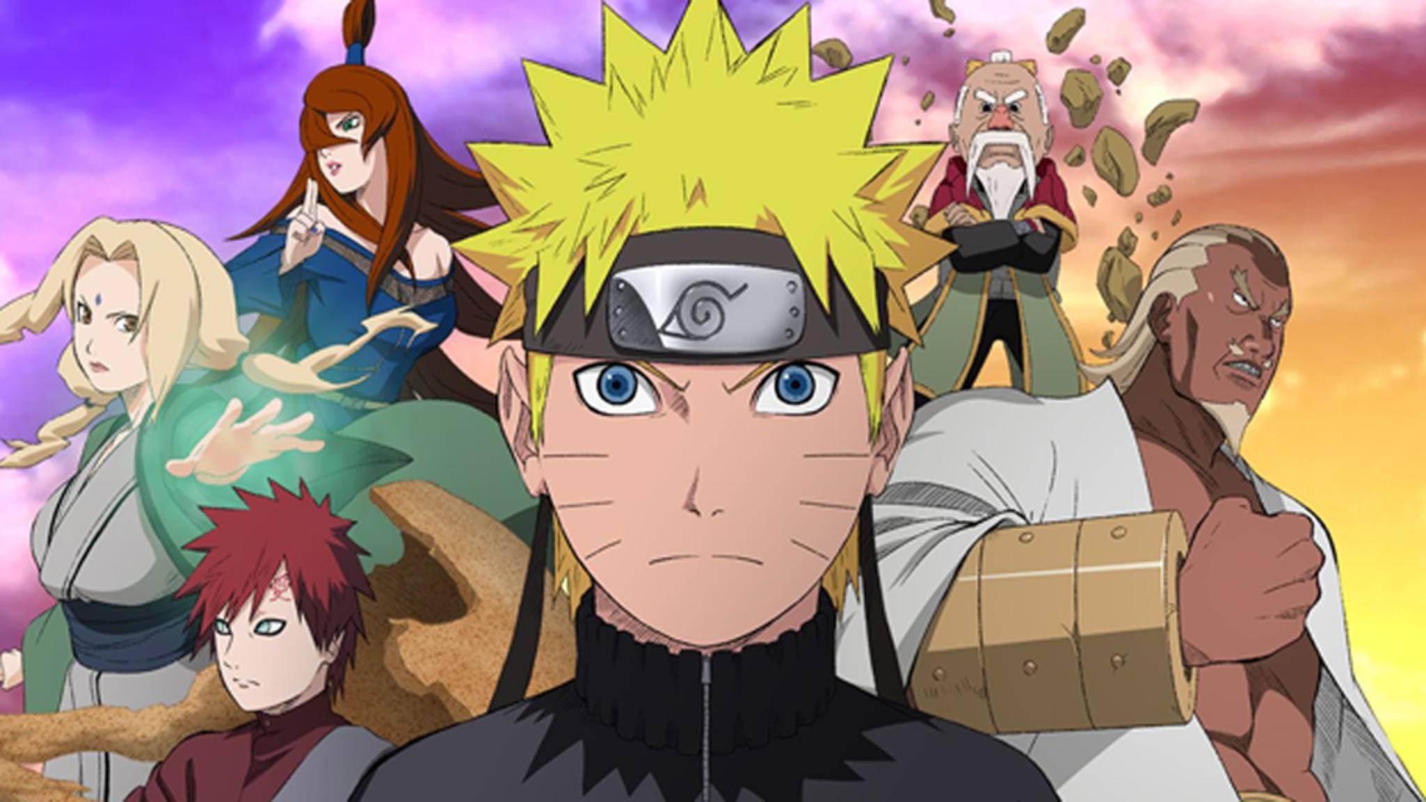 """Viele Details zum geplanten """"Naruto""""-Realfilm sind bisher noch nicht bekannt."""