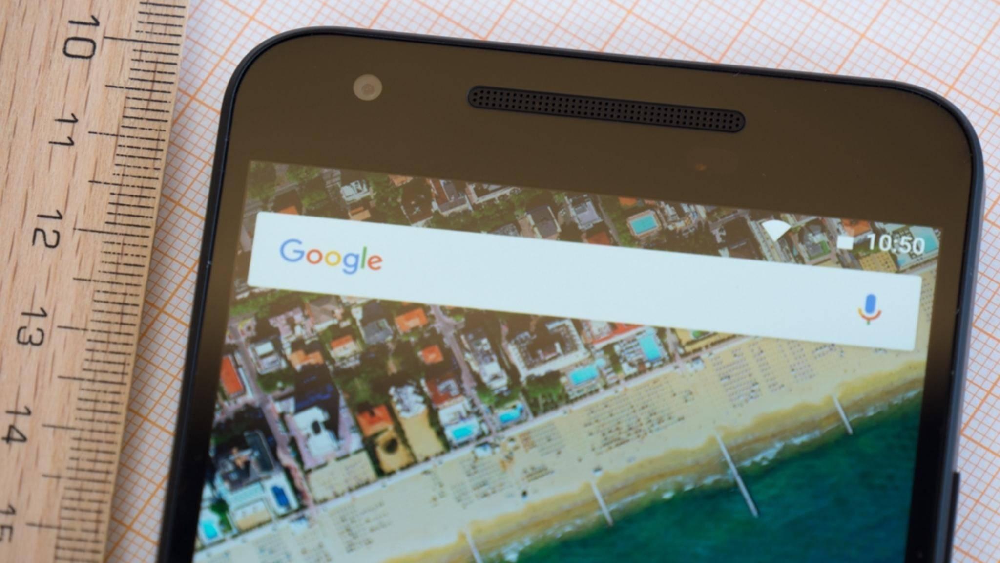 Die Nexus-Geräte werden mit Android 7.1.1 versorgt.