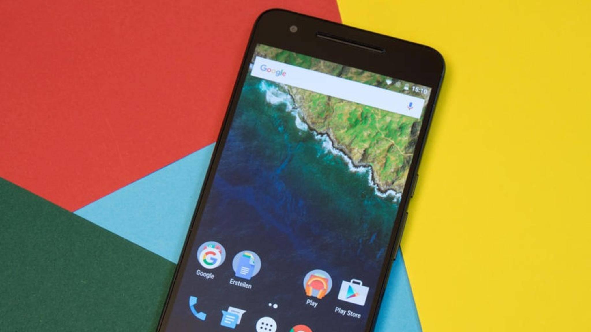 Google bietet eine offizielle Screenshot-Methode an, die auch auf den Nexus-Modellen funktioniert.