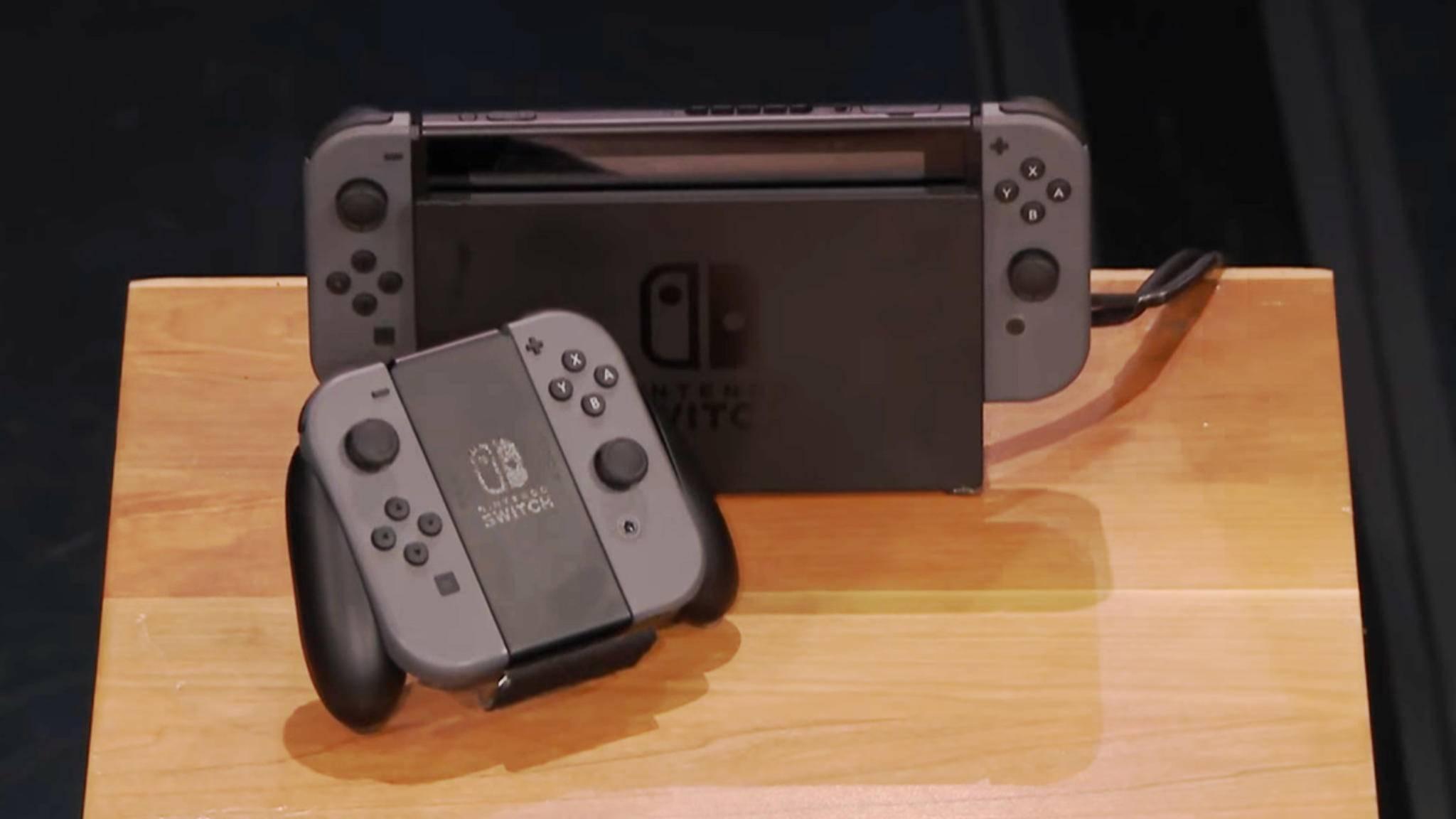 Nintendo Switch: Kein Platz für einen Austausch-Akku?