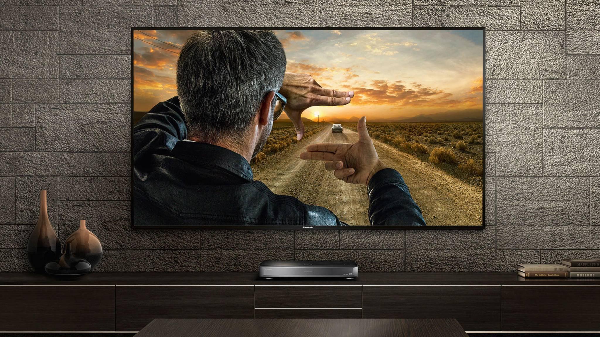 Panasonic will seine LCD-Panels noch kontrastreicher machen.