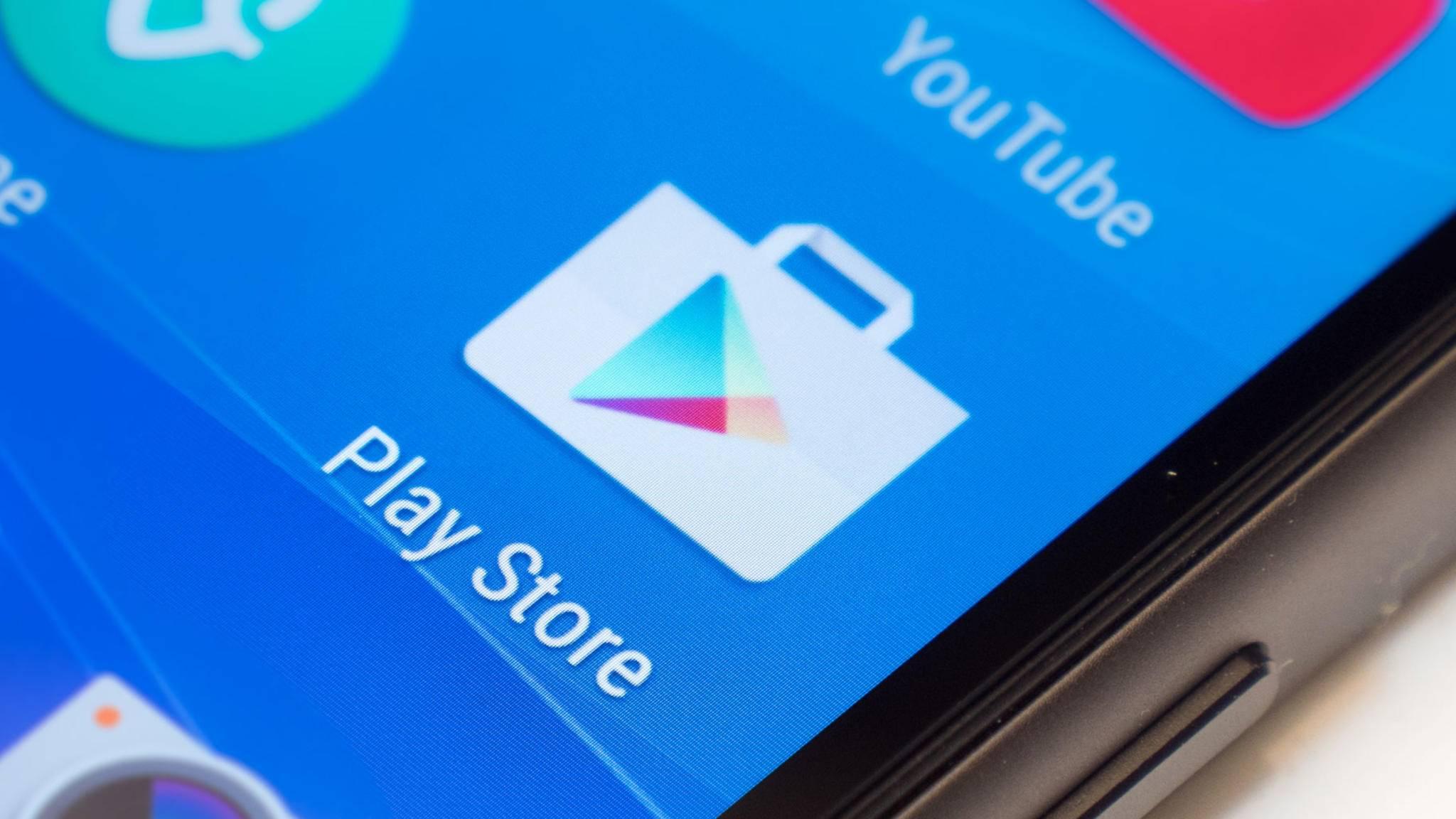 Im Google Play Store lässt sich Guthaben in Deutschland leider nicht direkt über das Smartphone verschenken.