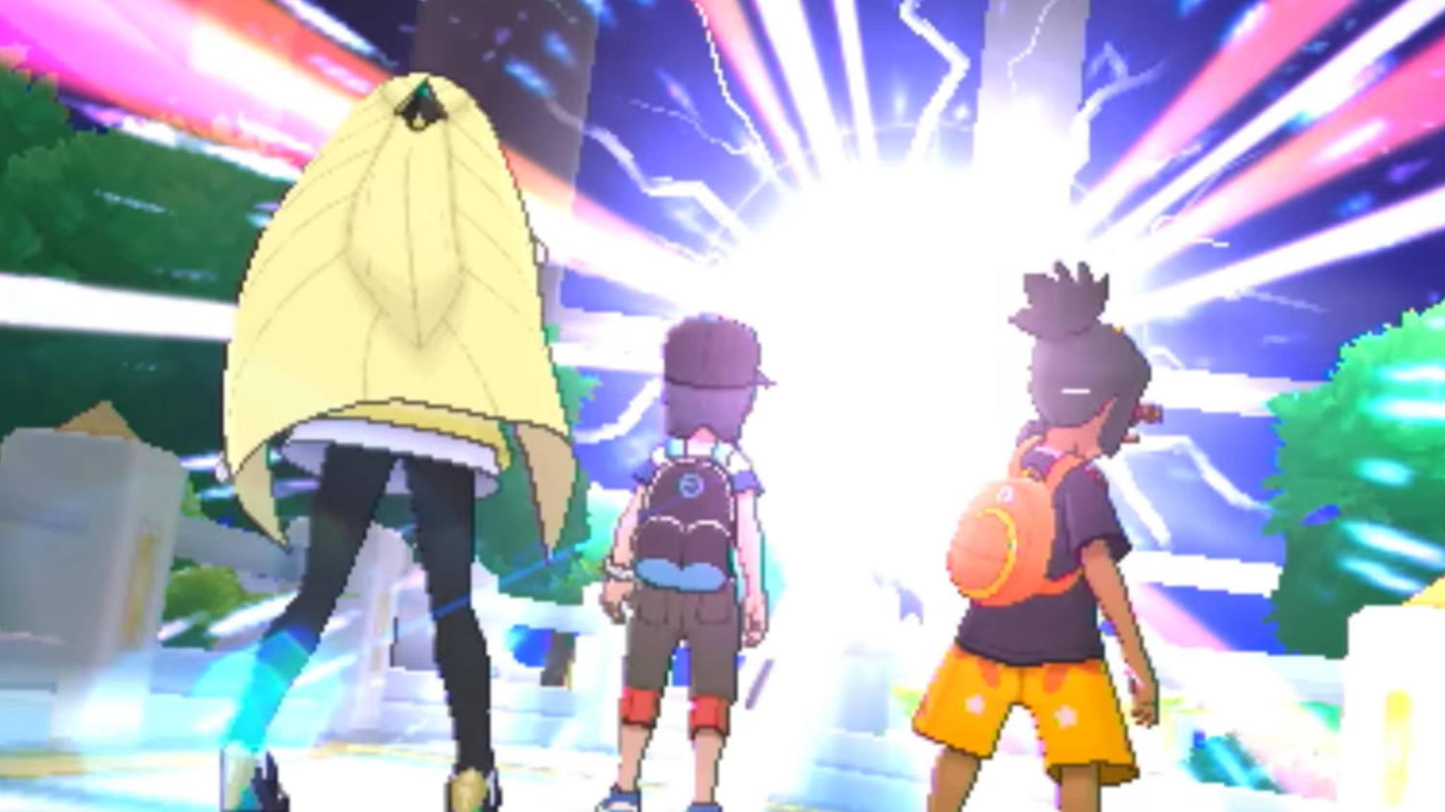 """""""Pokémon Sonne und Mond"""" veranstaltet wieder ein Event für alle Spieler."""