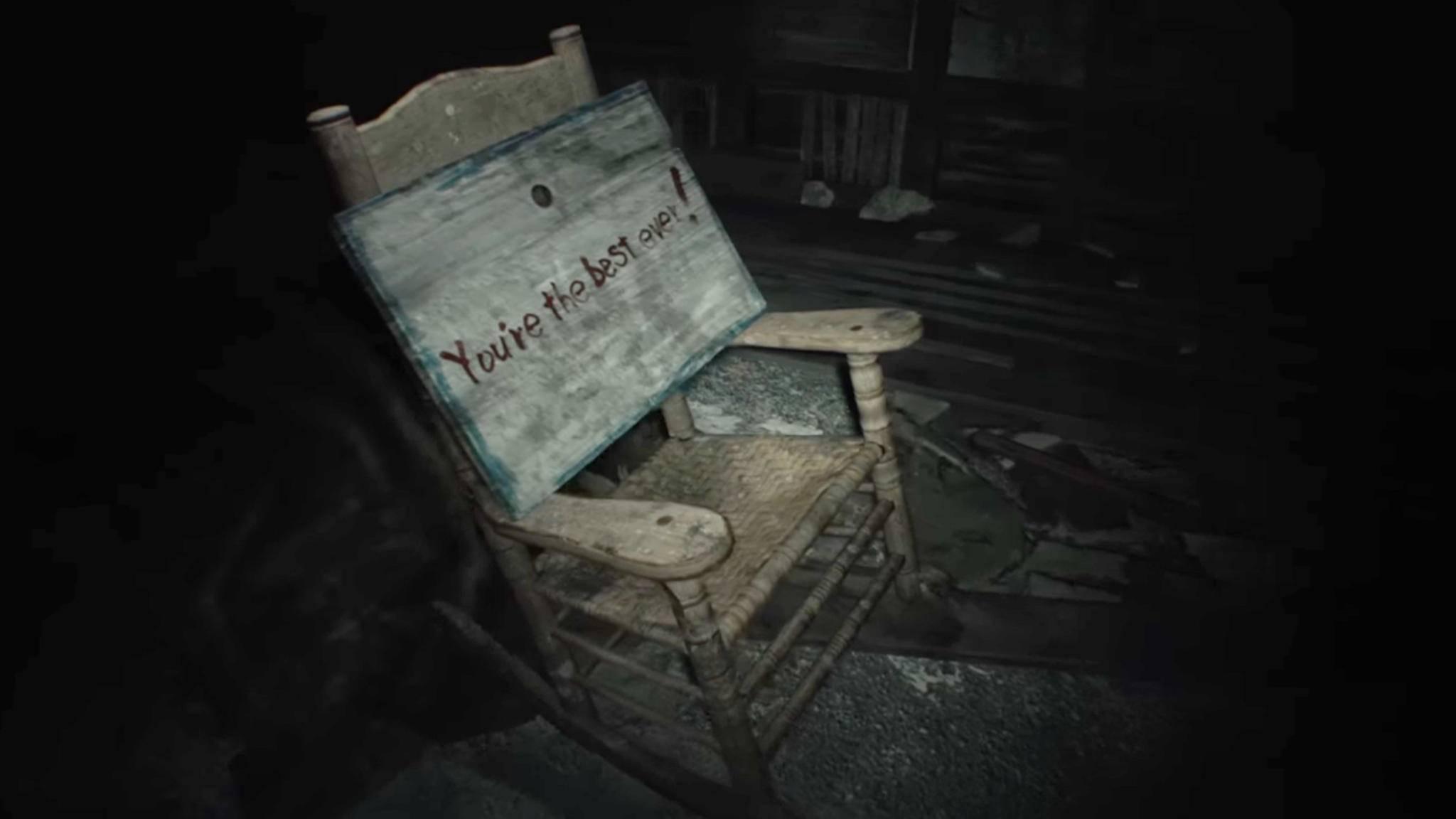 """Endlich gibt es eine Lösung für dieses Rätsel in der Demo zu """"Resident Evil 7""""."""