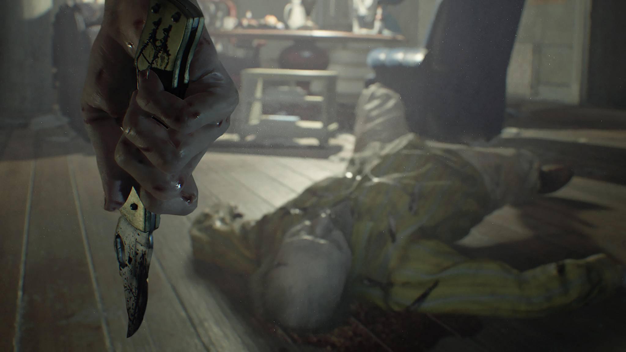 """Besitzer der Nintendo Switch müssen vorerst auf """"Resident Evil 7: Biohazard"""" verzuchten"""