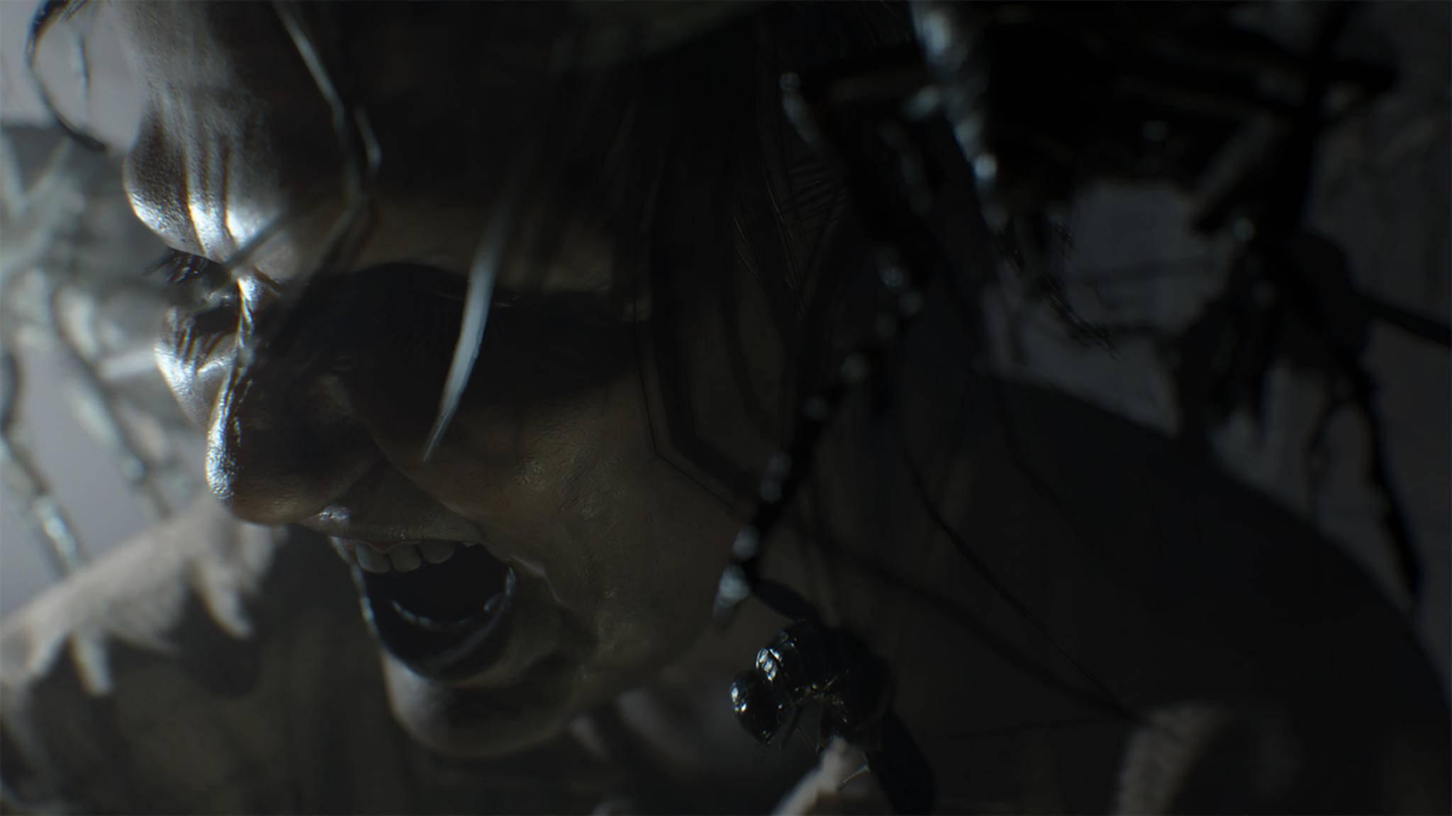 "Wünscht man sich nicht unbedingt als Nachbarn: die Baker-Familie aus ""Resident Evil 7""."
