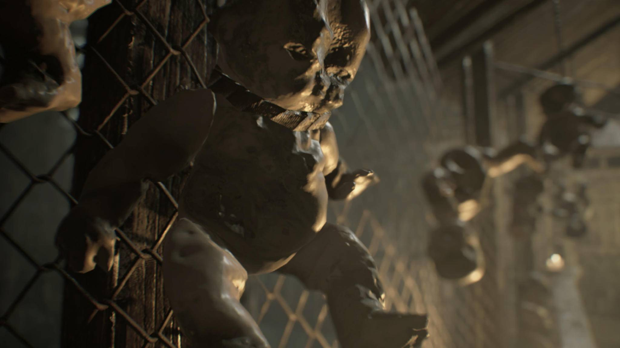 """Nun können auch PC-User in das Horror-Haus von """"Resident Evil 7""""."""