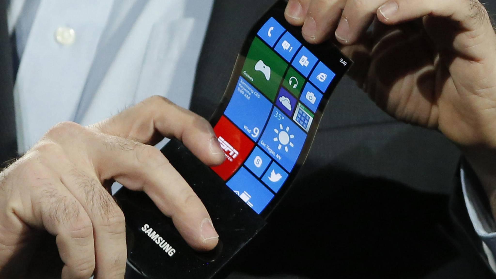 Samsung-Flexible