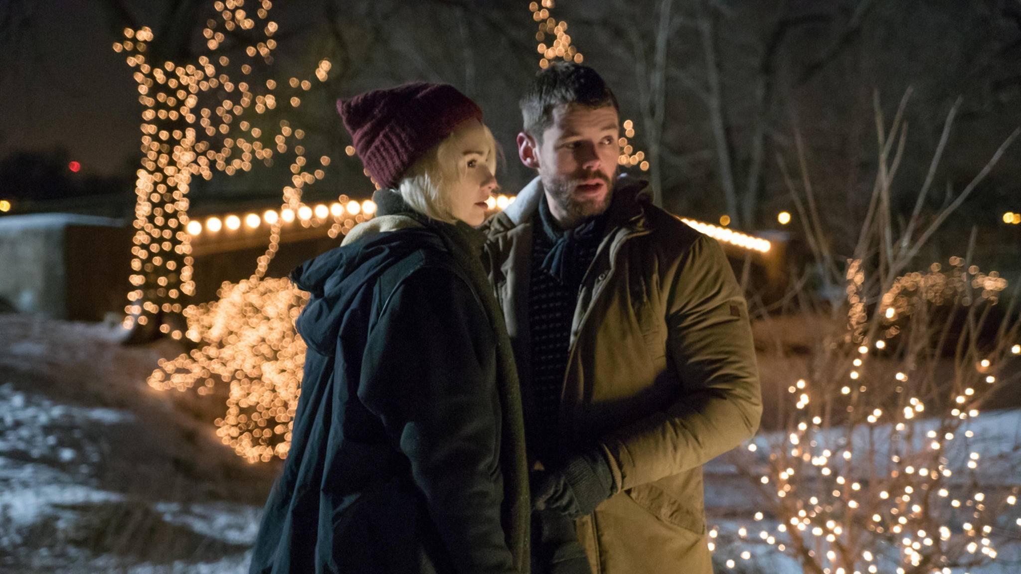 Riley und Will sind auch im Weihnachtsspecial nicht vor ihren Feinden sicher.