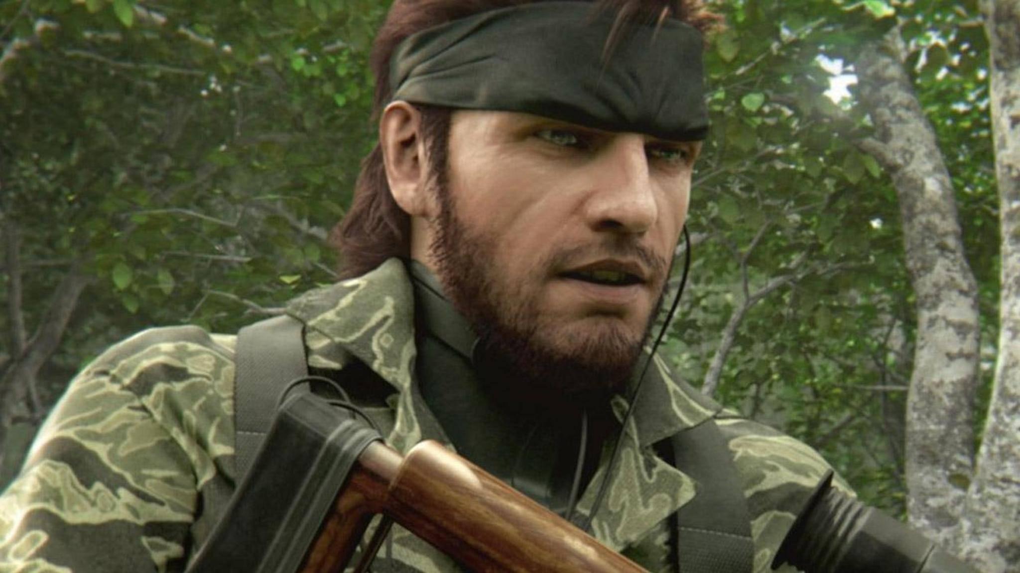 """""""Metal Gear Solid 3: Snake Eater"""" hatte nicht gerade eine eingängige Steuerung."""