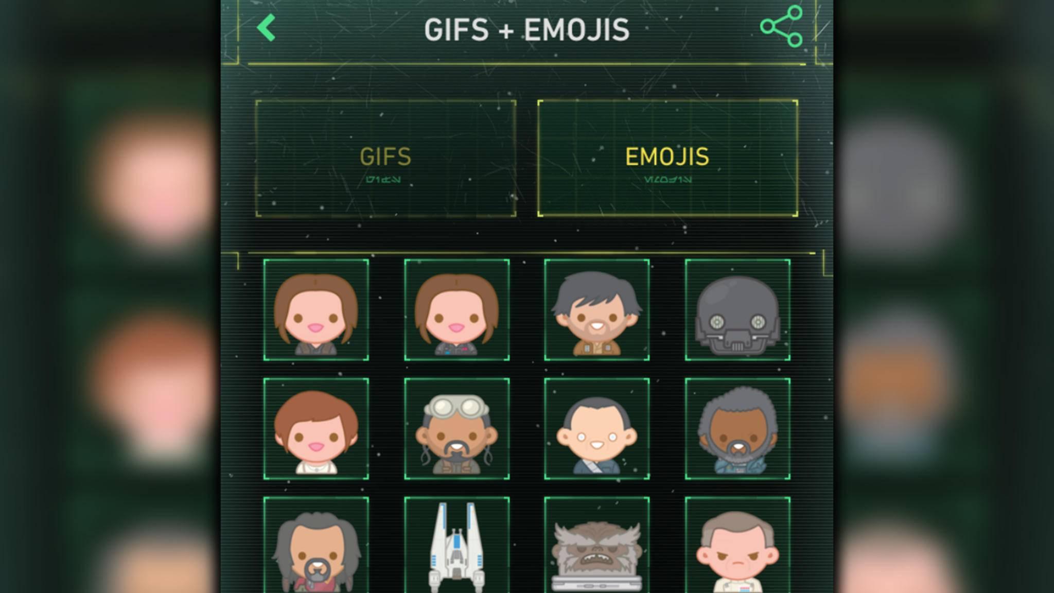 """Chewbacca per Messenger verschicken? Dank der """"Star Wars""""-App kein Problem!"""
