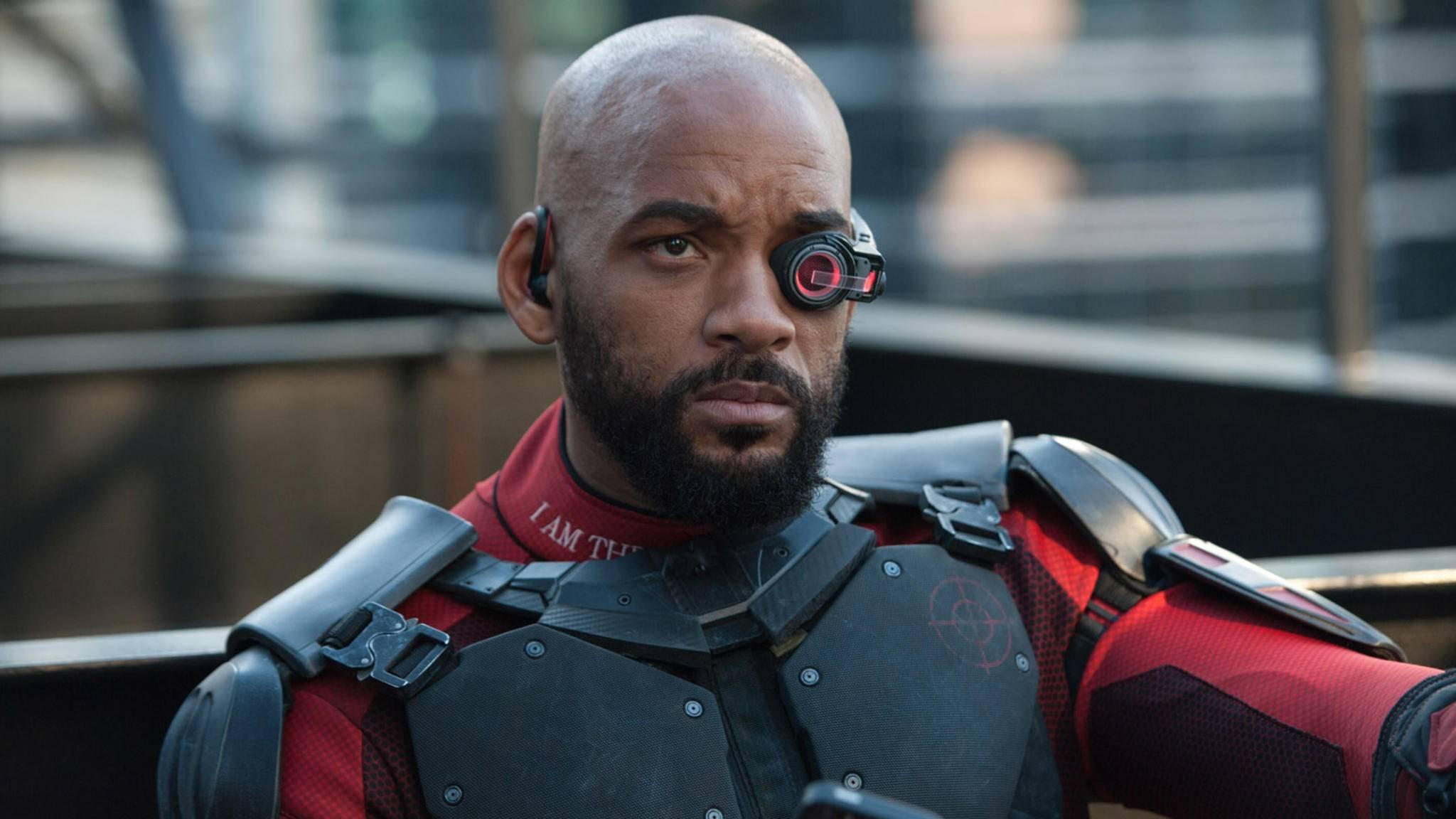 Will Smith werden die DC-Fans nicht mehr als Deadshot zu sehen bekommen.