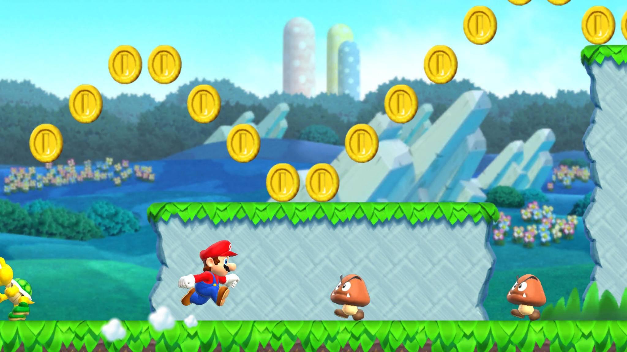 Ab sofort läuft und läuft und läuft Nintendos Maskottchen Mario auch auf Android-Geräten.