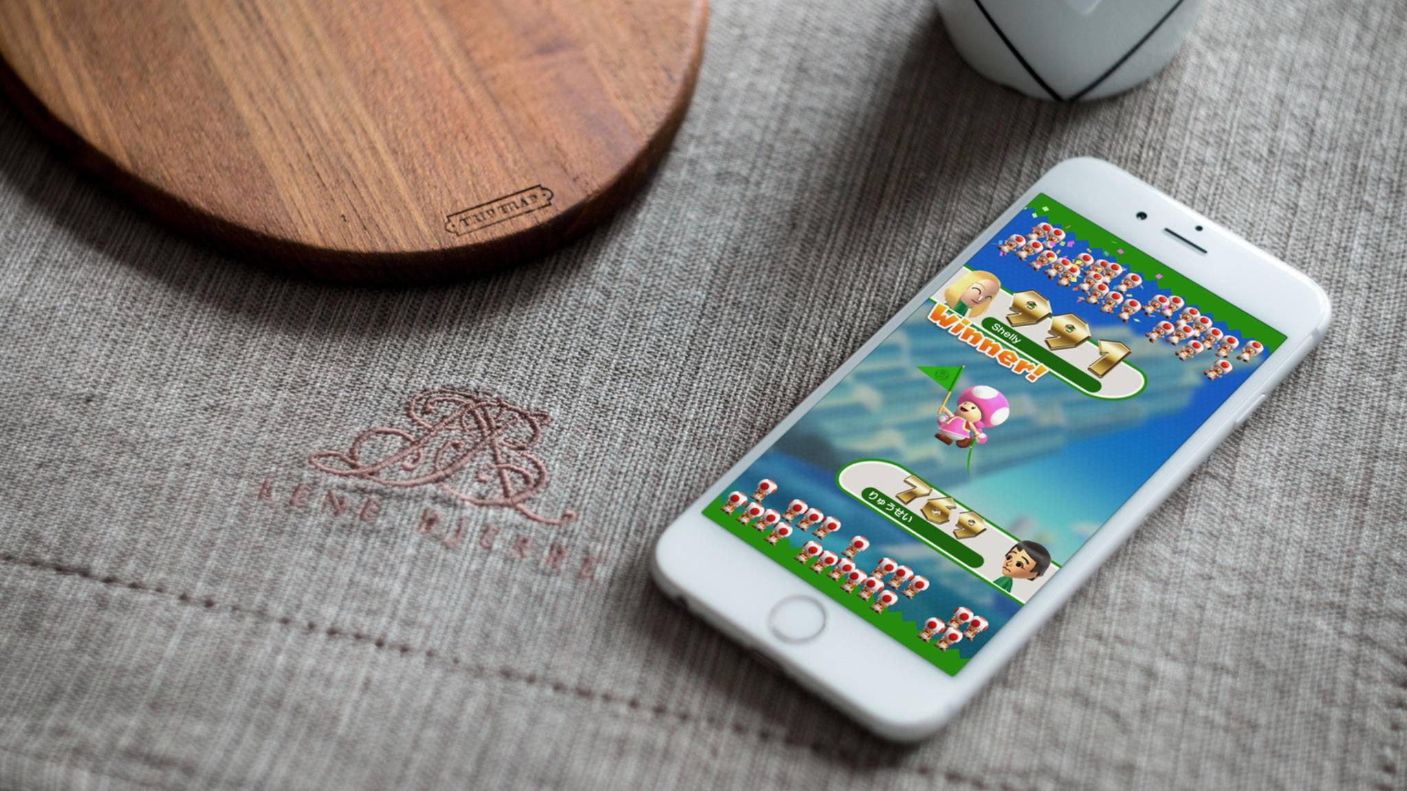 """Mit der richtigen Akku-Einstellung hast Du längere Spielfreude mit """"Super Mario Run""""!"""