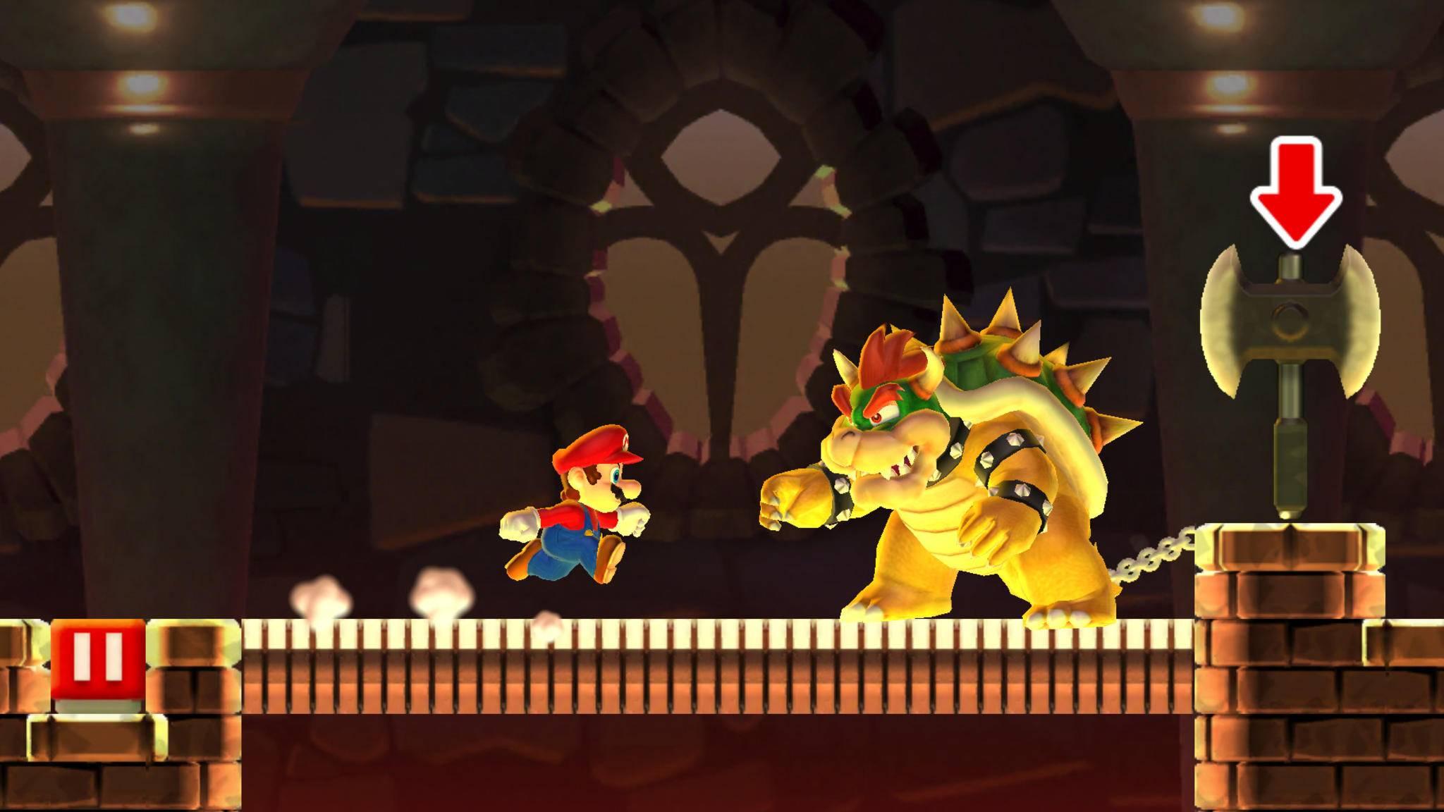 """Wer """"Super Mario Run"""" spielen möchte, benötigt eine Online-Verbindung."""