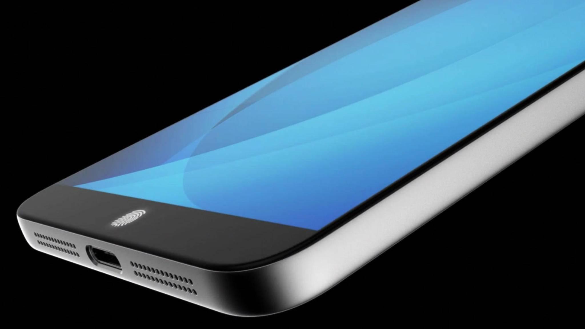 Wird das Galaxy S8 über einen optischen Fingerabdrucksensor verfügen?