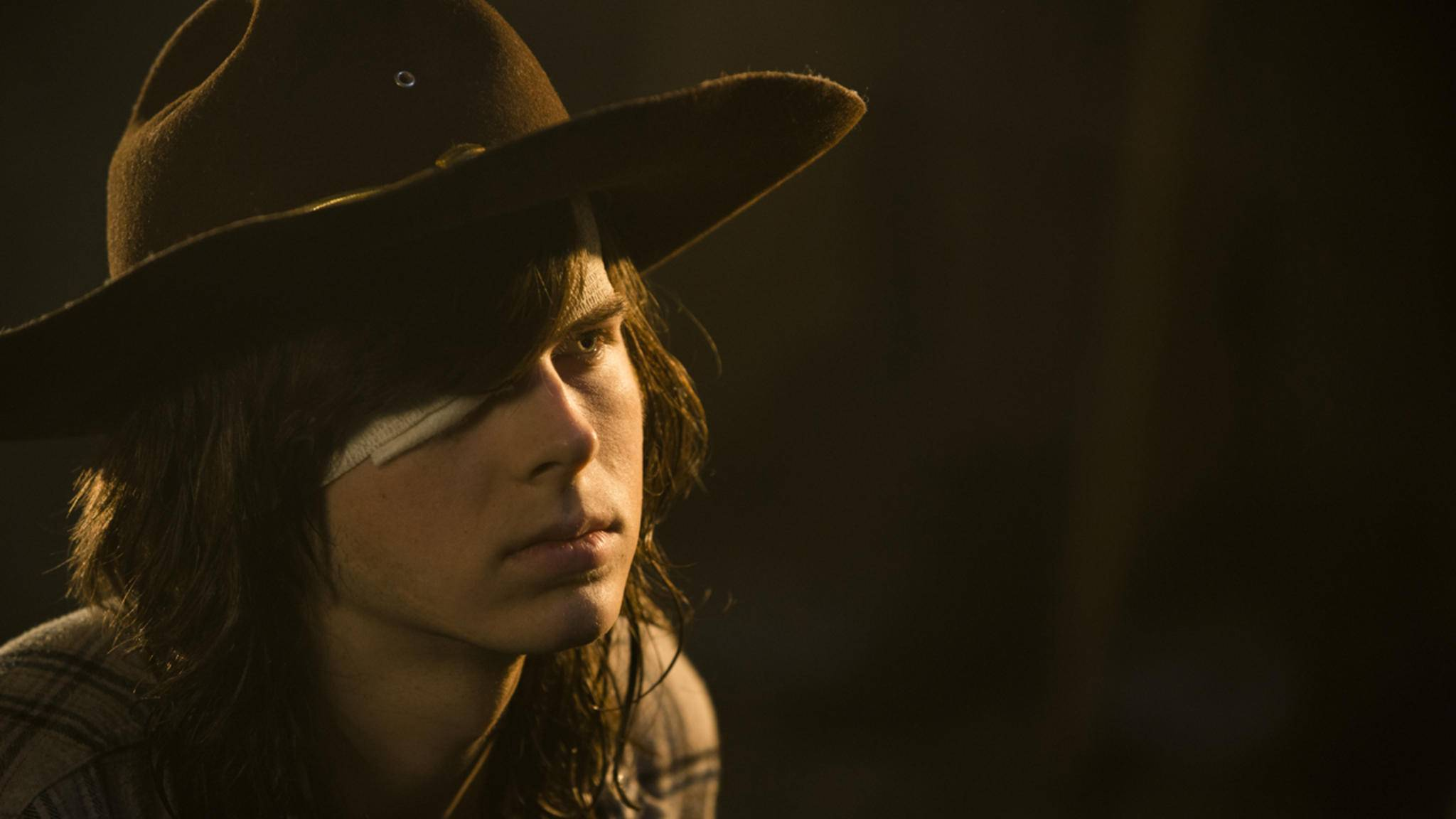 """In der nächsten """"The Walking Dead""""-Folge dringt Carl bis zu Negan vor."""