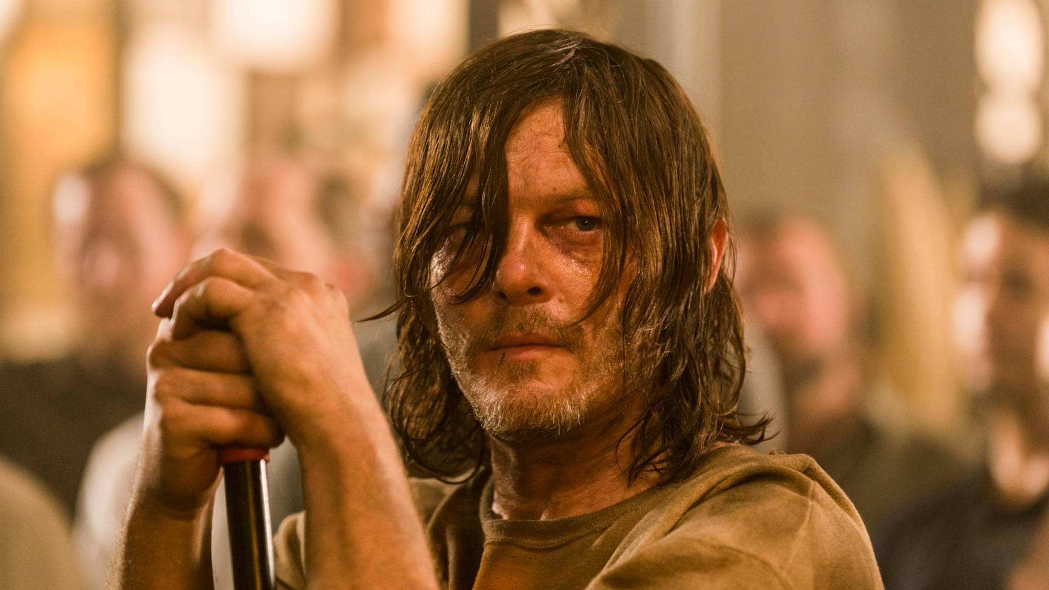 Daryl hätte ein ziemlicher unsympathischer Geselle werden sollen.